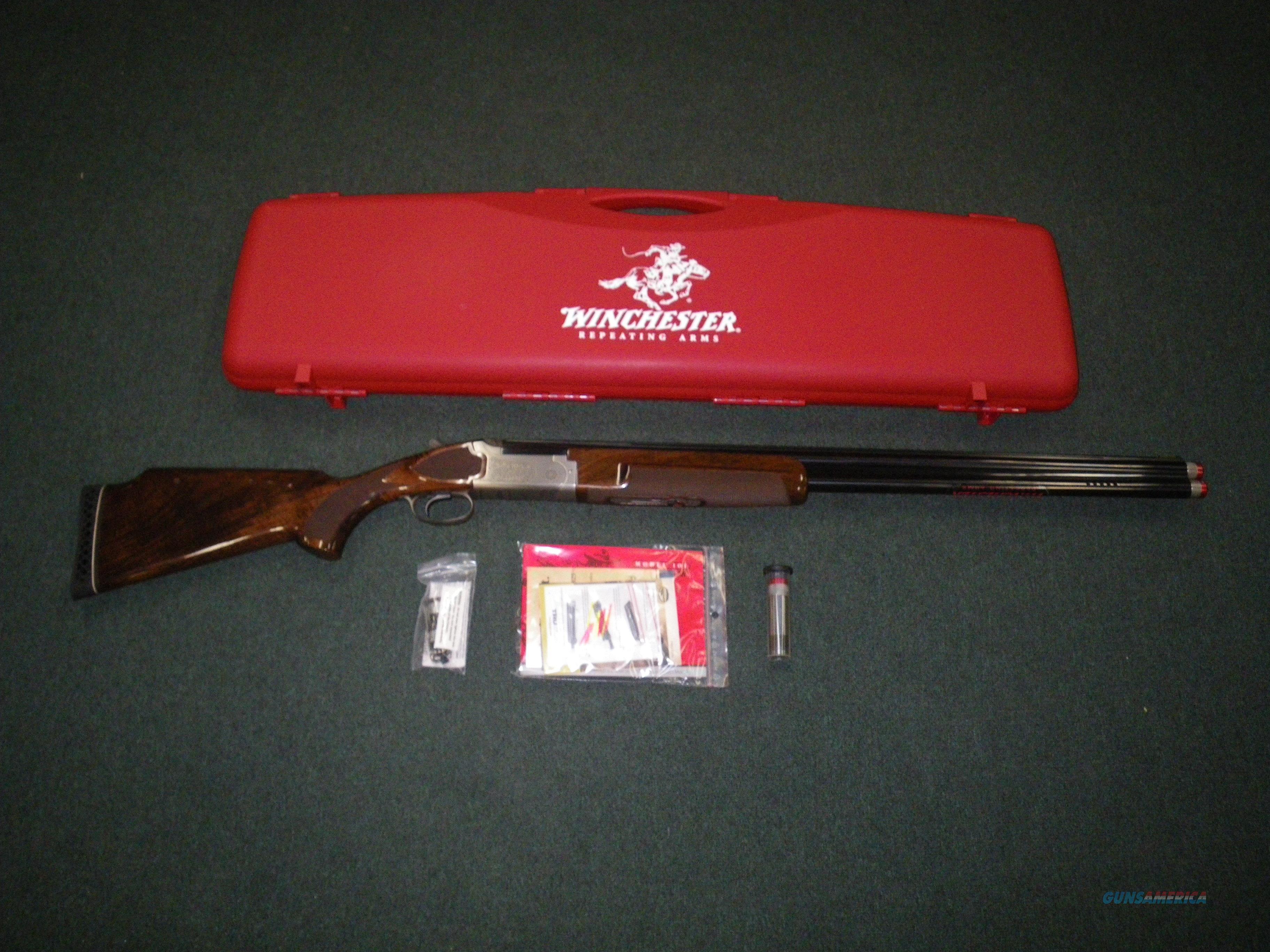 "Winchester Model 101 Pigeon Trap Adj Comb 12ga 30"" #513059493  Guns > Shotguns > Winchester Shotguns - Modern > O/U > Hunting"