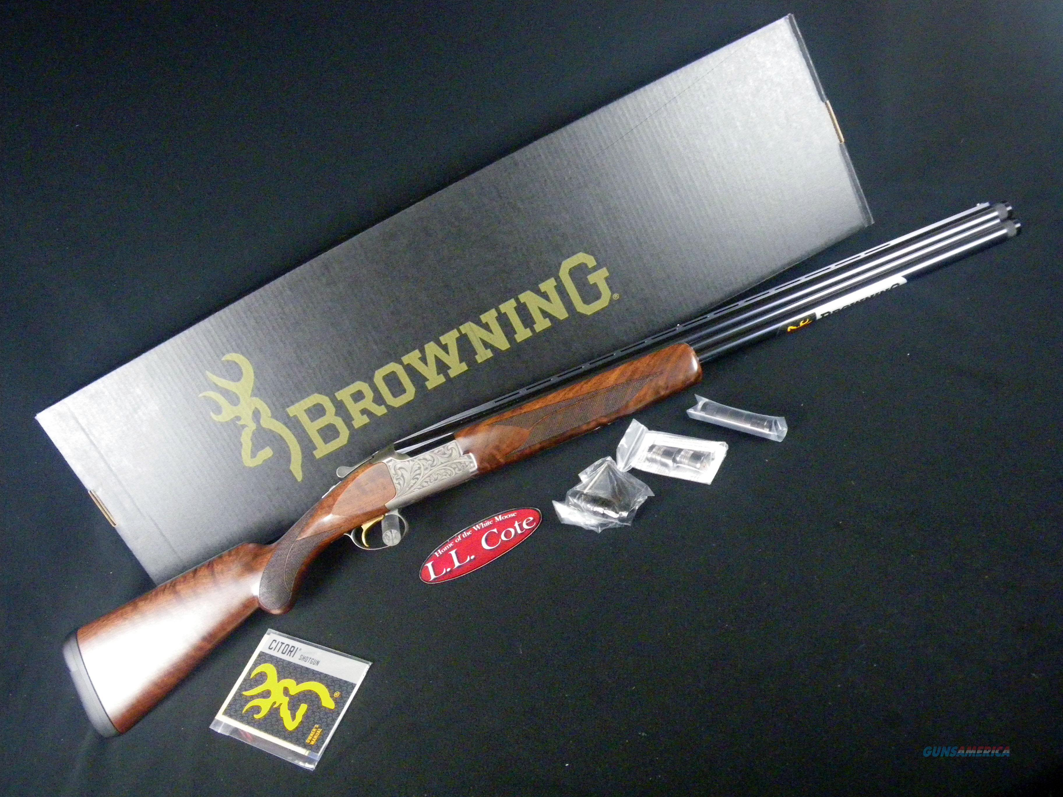 """Browning Citori White Lightning 28ga 26"""" NEW 2.75"""" 018142814  Guns > Shotguns > Browning Shotguns > Over Unders > Citori > Hunting"""