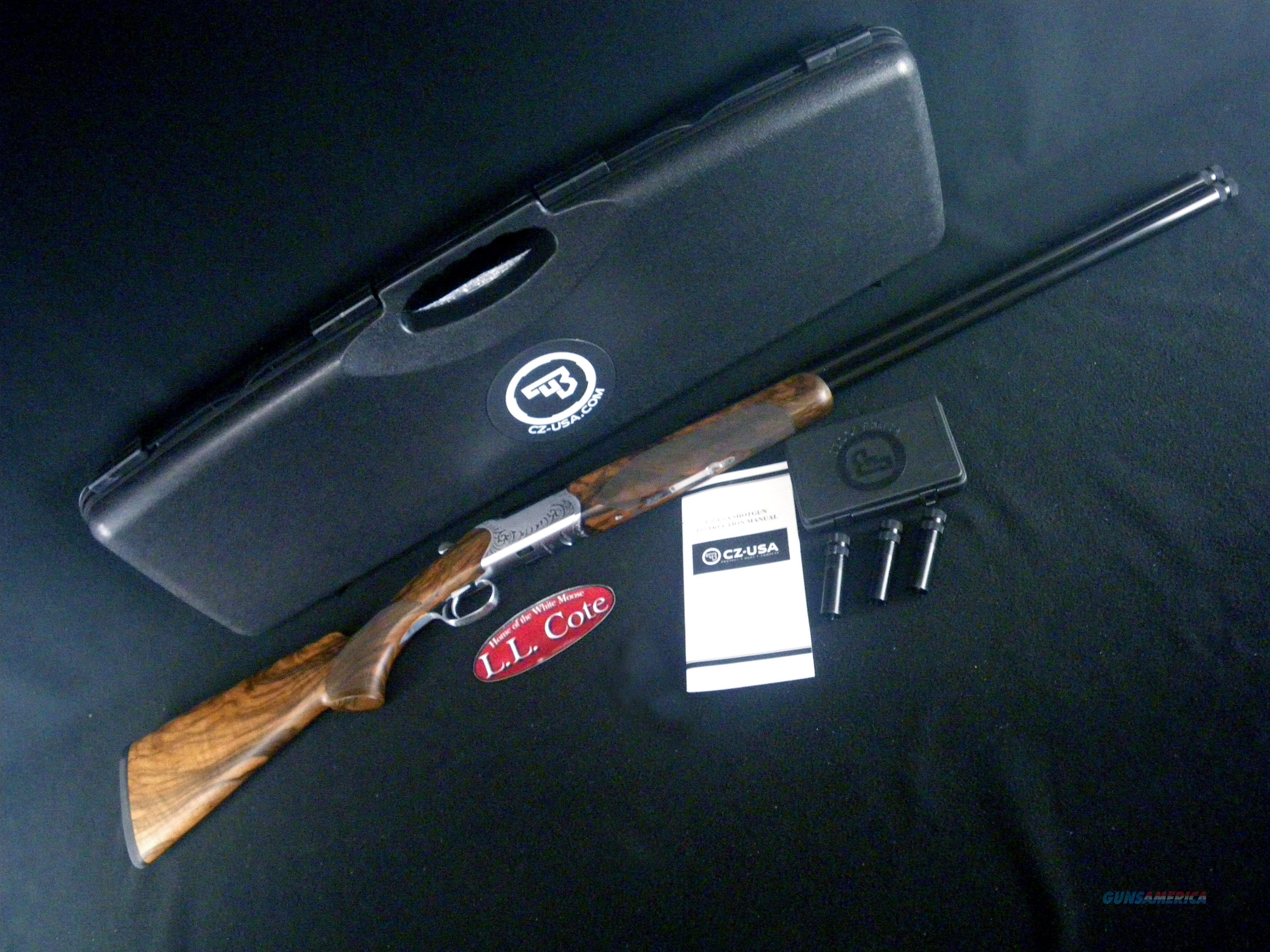 """CZ Supreme Field 20ga 28"""" NEW 3"""" Walnut 06465  Guns > Shotguns > CZ Shotguns"""