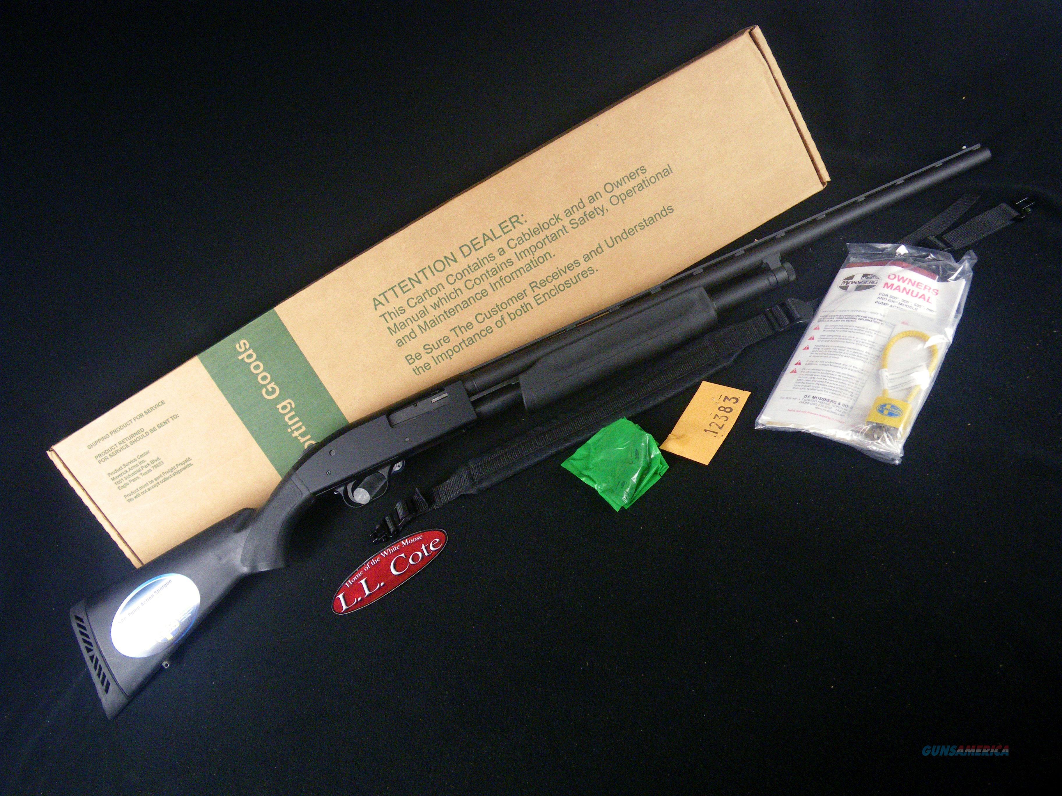 "Mossberg 500 Hunting All Purpose Field 20ga 26"" NEW 56436  Guns > Shotguns > Mossberg Shotguns > Pump > Sporting"