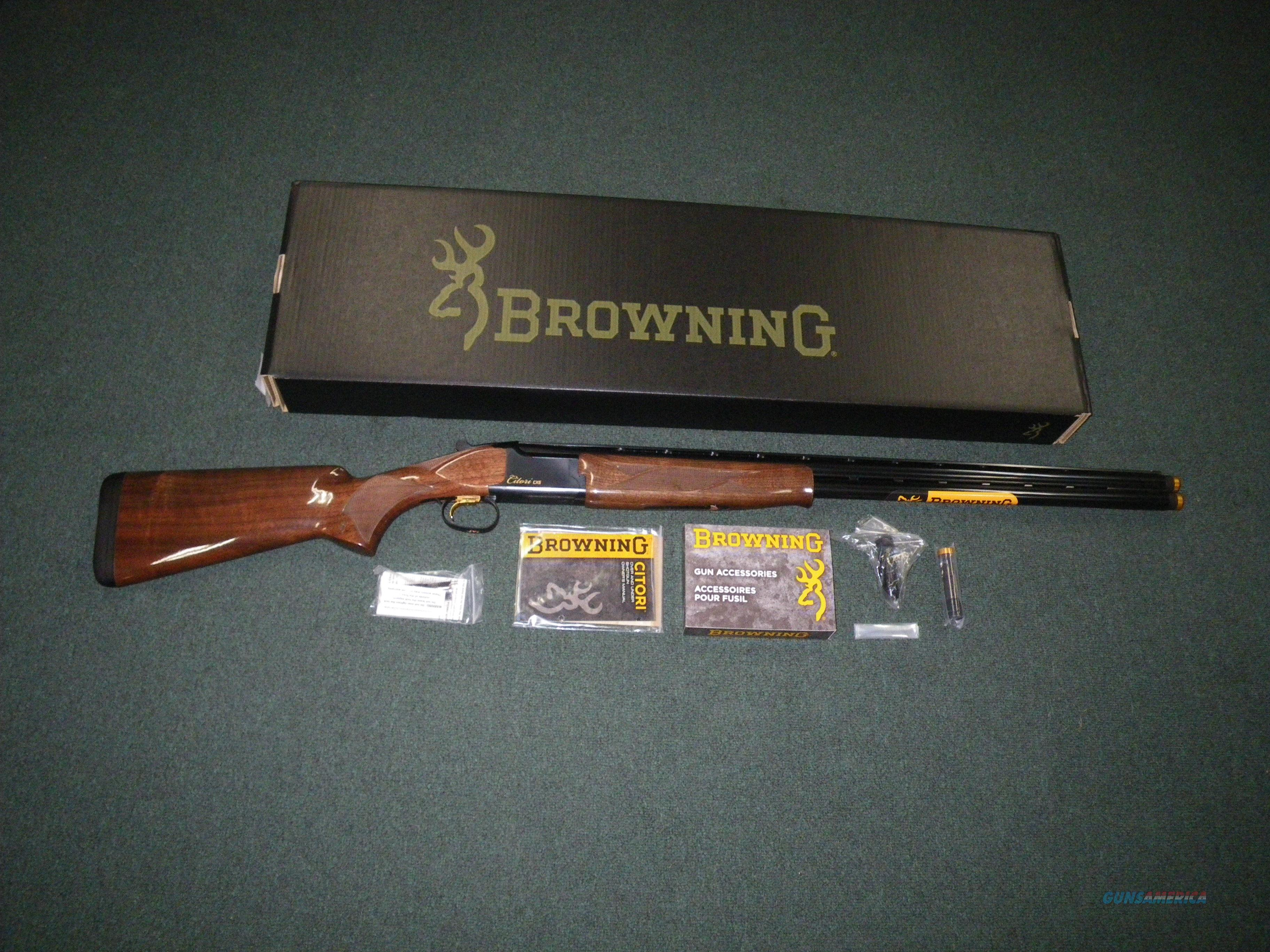 "Browning Citori CXS 12ga 28"" NEW #018073304  Guns > Shotguns > Browning Shotguns > Over Unders > Citori > Hunting"