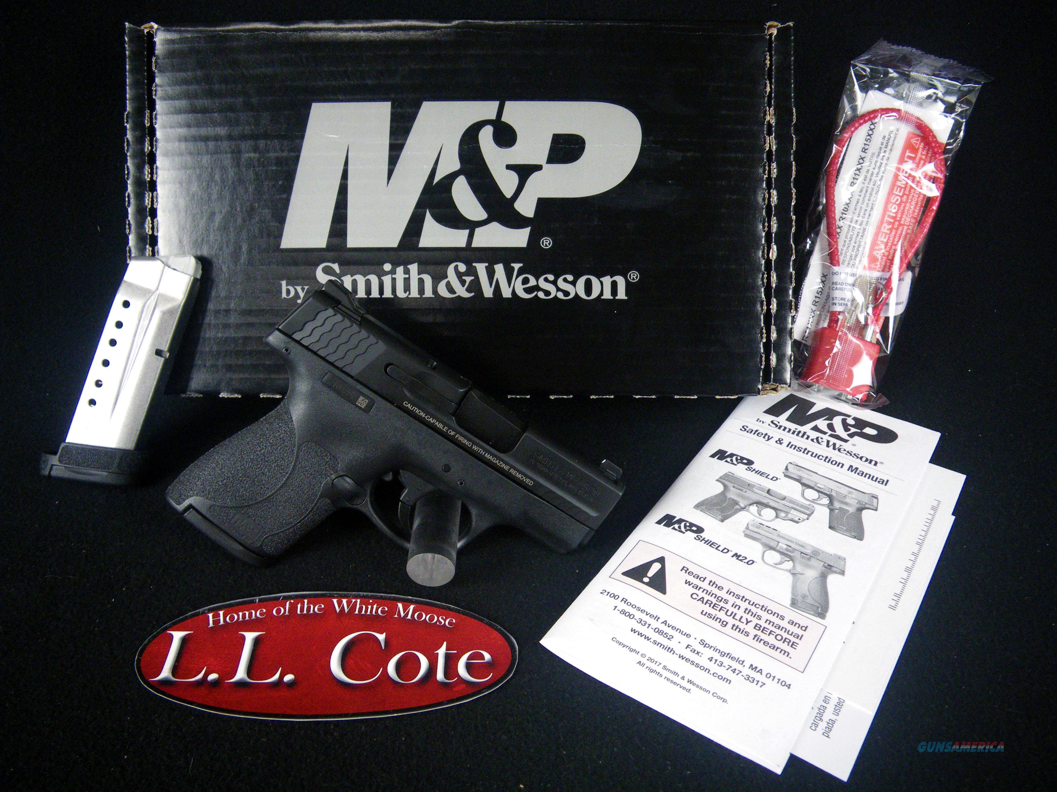 "Smith & Wesson M&P 9 Shield M2.0 9mm 3.1"" NEW 11808  Guns > Pistols > Smith & Wesson Pistols - Autos > Shield"