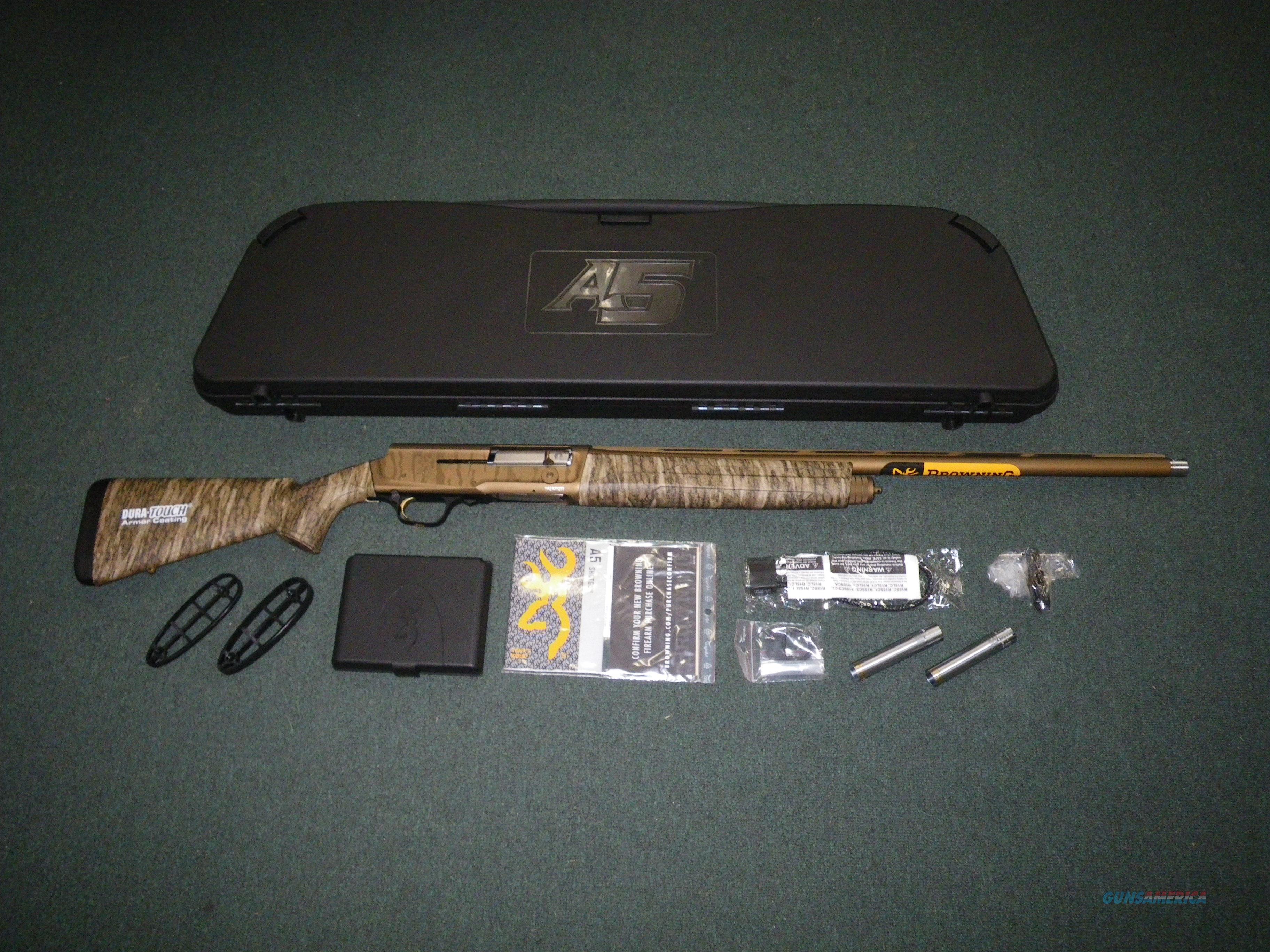 """Browning A5 Wicked Wing MOBL 12ga 26"""" NEW 3.5"""" 0118472005  Guns > Shotguns > Browning Shotguns > Autoloaders > Hunting"""