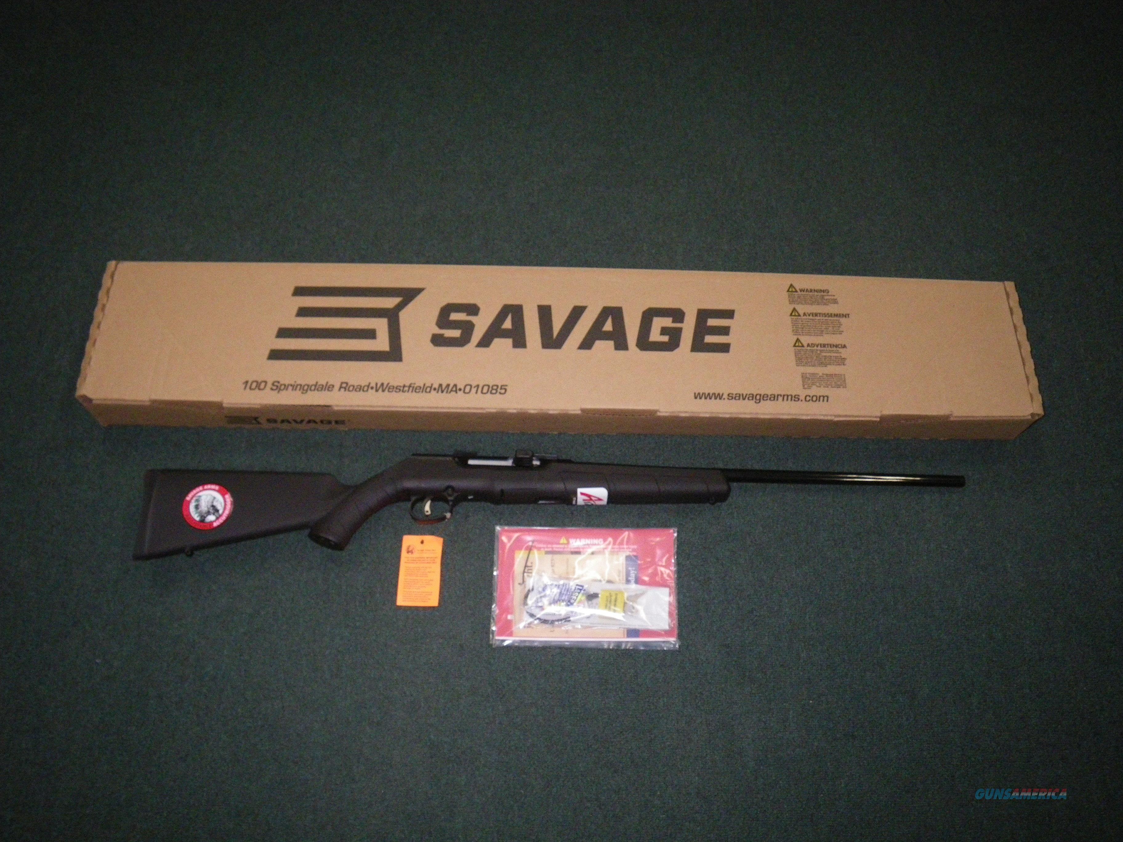 "Savage Model A17 17HMR 22"" NEW Accutrigger #47001  Guns > Rifles > Savage Rifles > Other"
