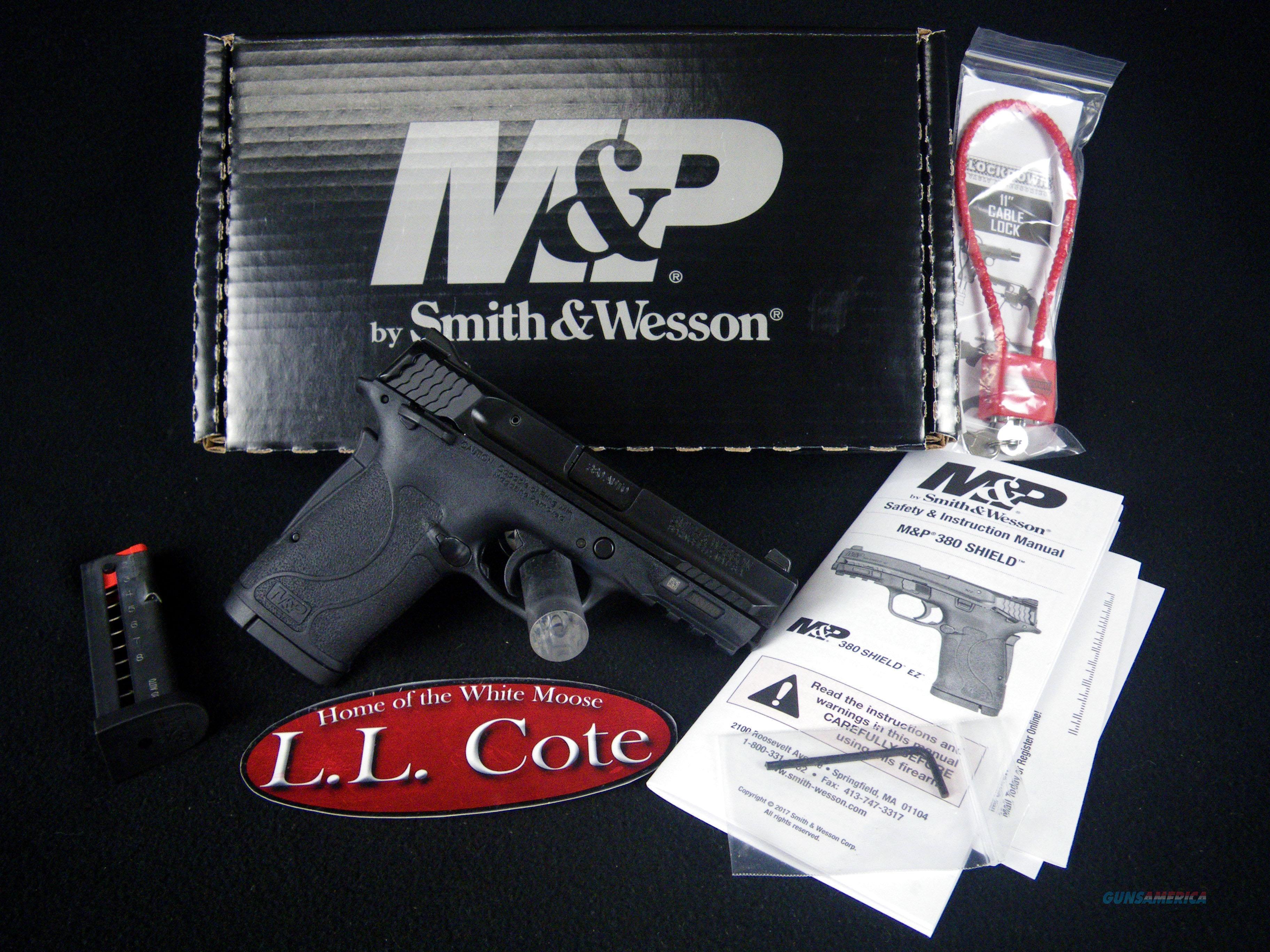 "Smith & Wesson M&P380 Shield EZ 380ACP 3.675"" NEW 11663  Guns > Pistols > Smith & Wesson Pistols - Autos > Shield"