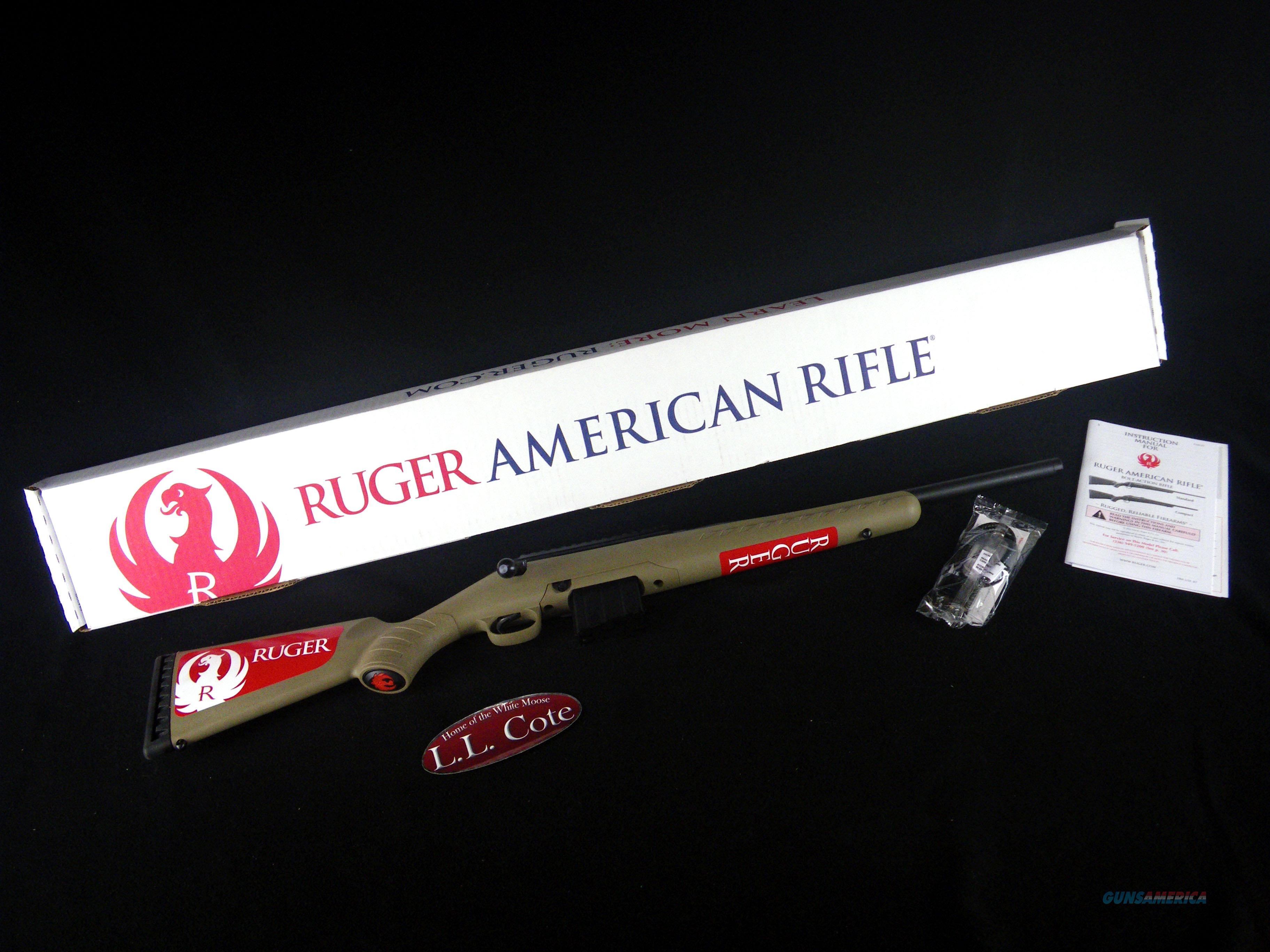 "Ruger American Rifle Ranch Compact 350 Legend 16.4"" 26985  Guns > Rifles > Ruger Rifles > American Rifle"