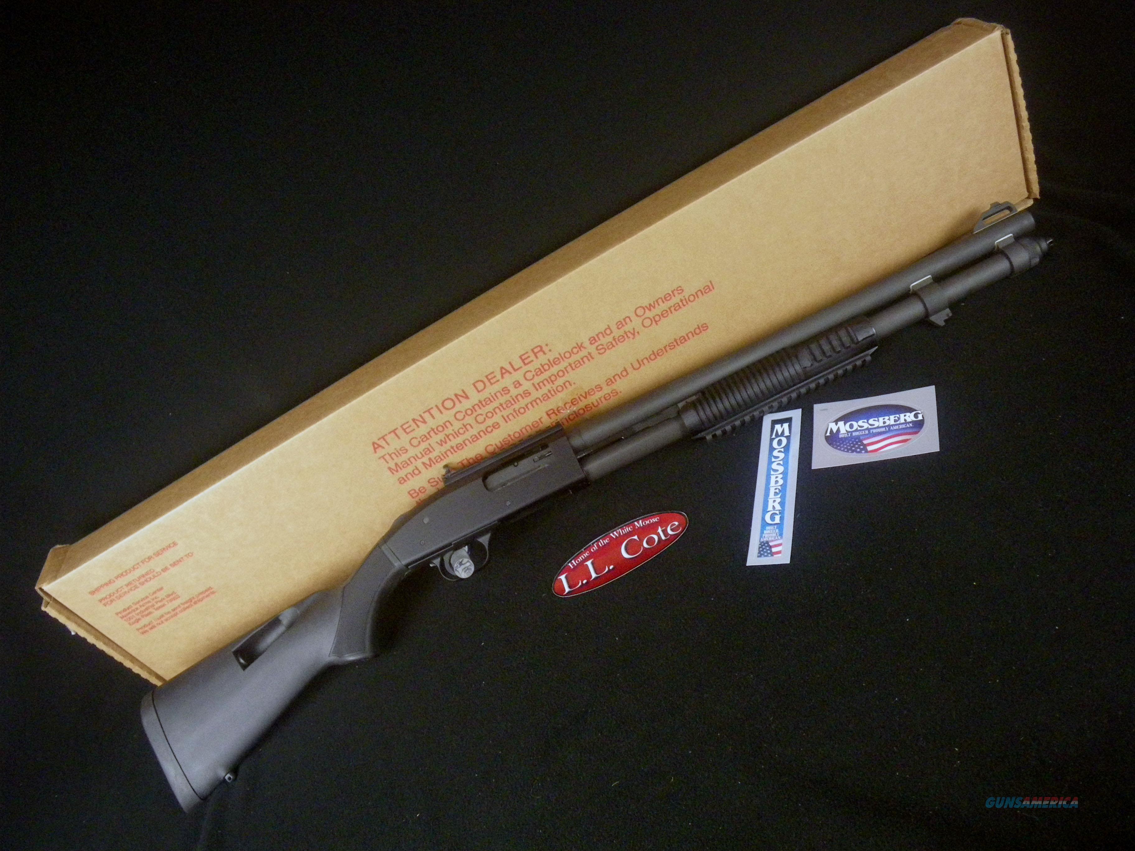 "Mossberg 590A1 Ghost Ring 12ga 20"" NEW 3"" 51771  Guns > Shotguns > Mossberg Shotguns > Pump > Sporting"