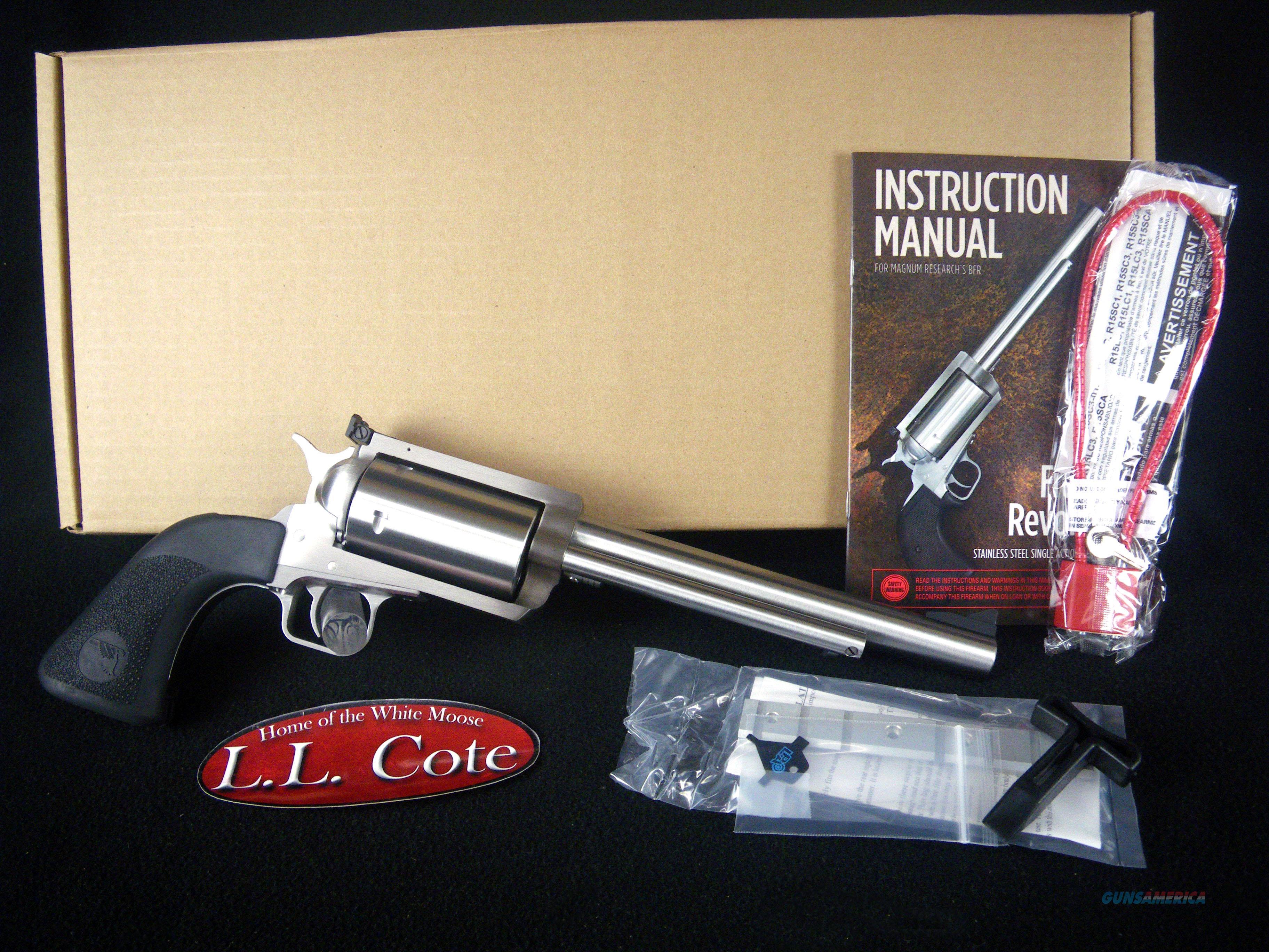 "Magnum Research BFR 30-30 Win 7.5"" NEW BFR30307  Guns > Pistols > Magnum Research Pistols"