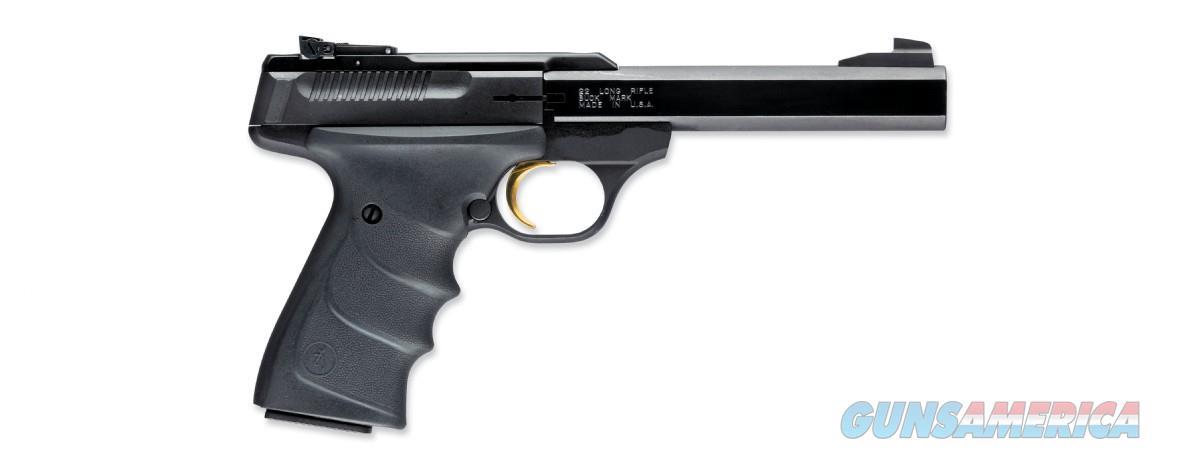 """Browning Buck Mark Standard URX 22lr 5.5"""" Blue #051407490  Guns > Pistols > Browning Pistols > Buckmark"""