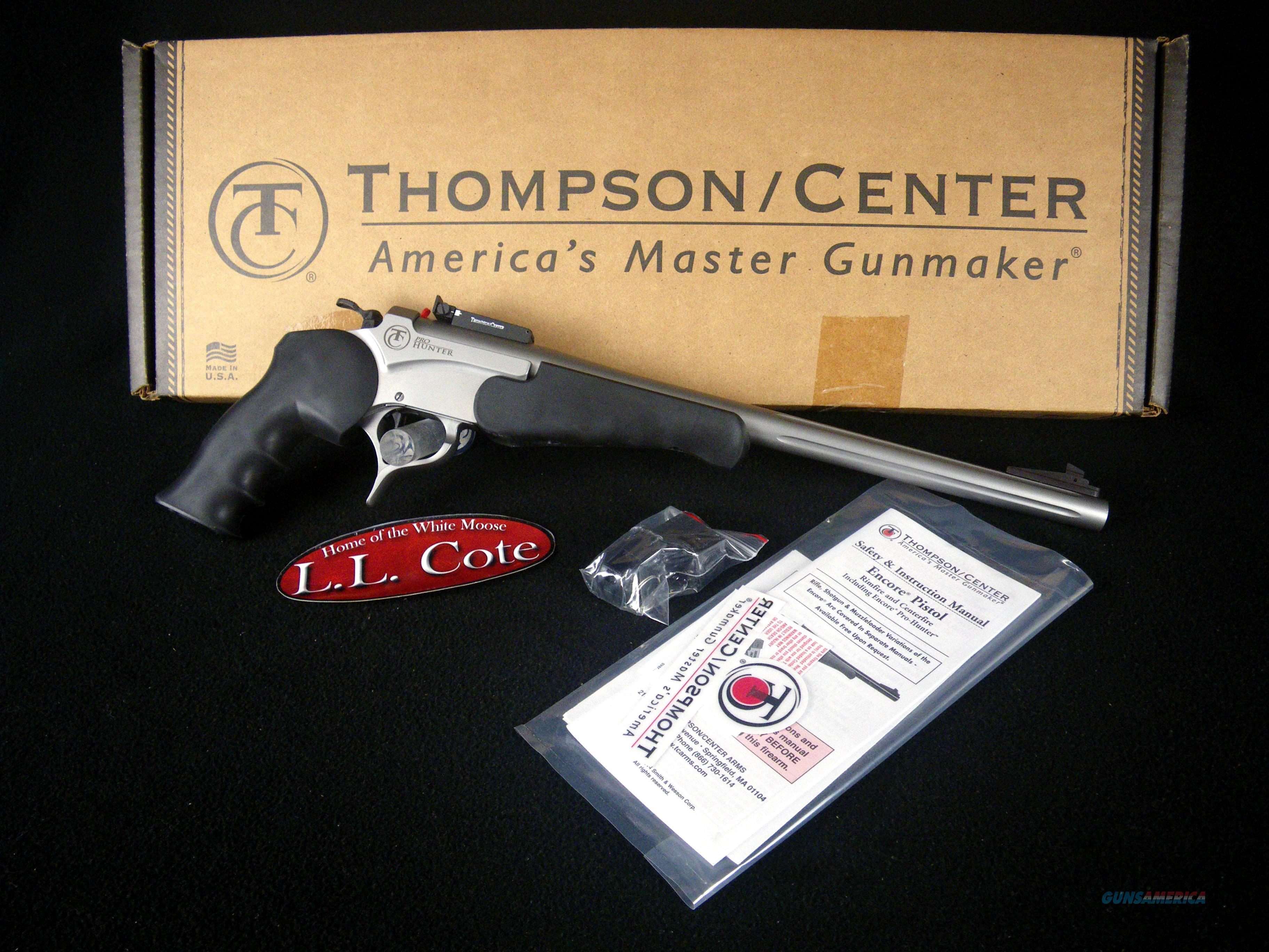 "Thompson Center Encore Pro Hunter 223 Rem 15"" NEW 25155701  Guns > Pistols > Thompson Center Pistols > Encore"