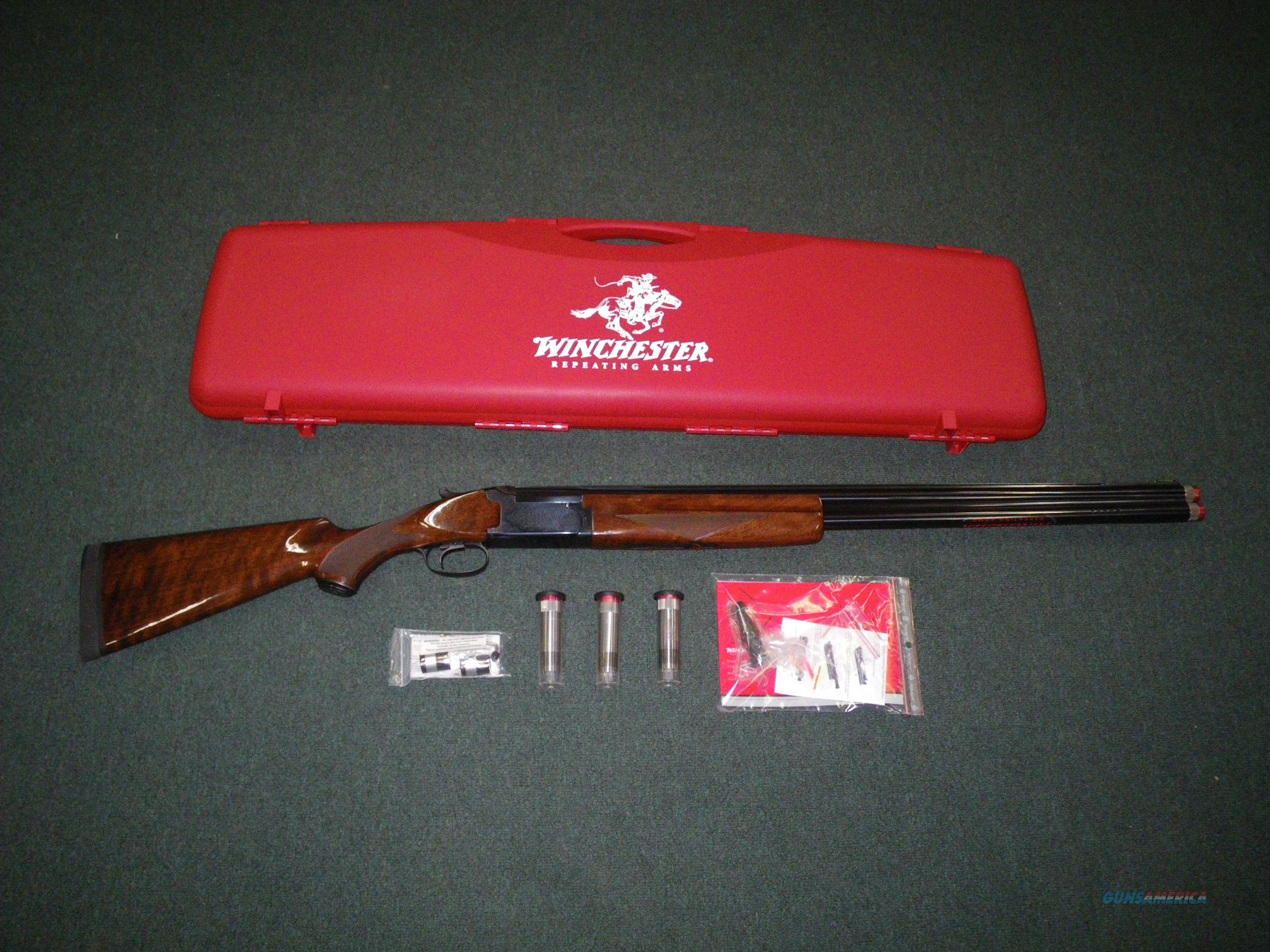 """Winchester Model 101 Sporting 12ga 30"""" NEW 2-3/4"""" #513054493  Guns > Shotguns > Winchester Shotguns - Modern > O/U > Hunting"""