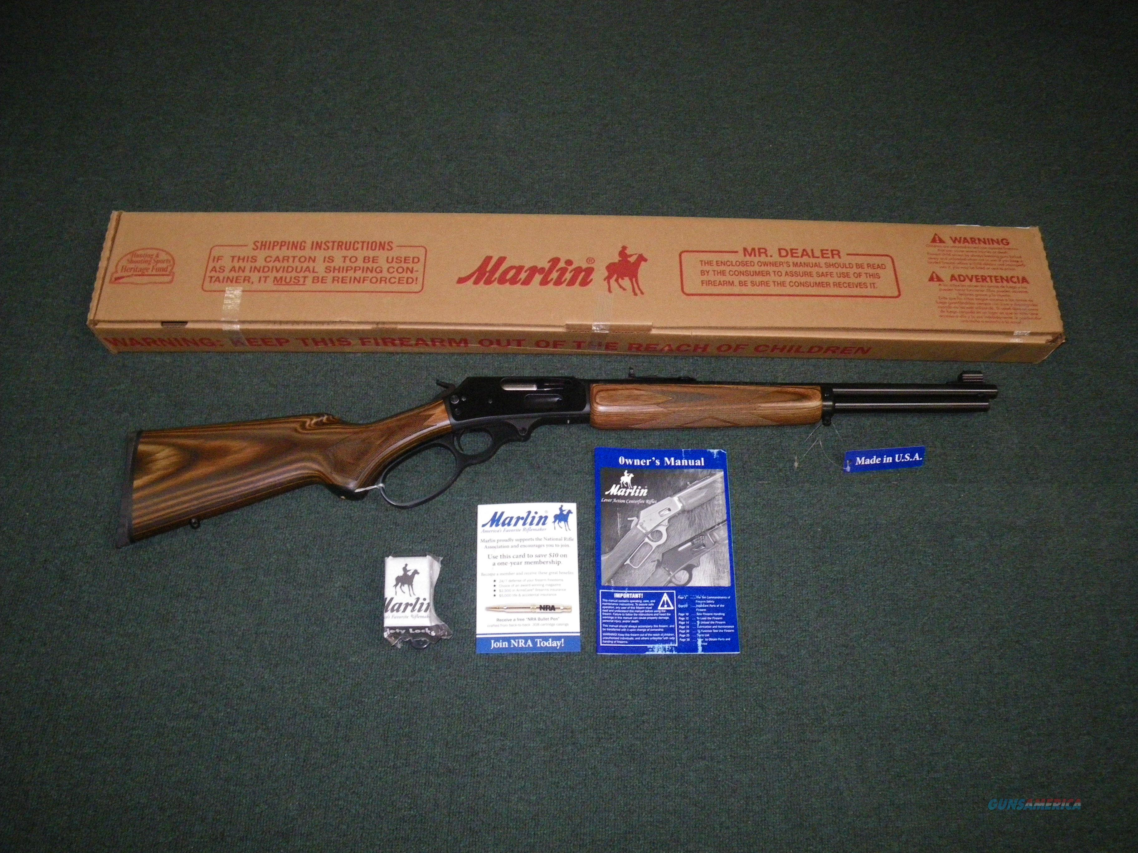 "Marlin 336BL Big Loop Lever 30-30 Win 18.5"" NEW #70502  Guns > Rifles > Marlin Rifles > Modern > Lever Action"