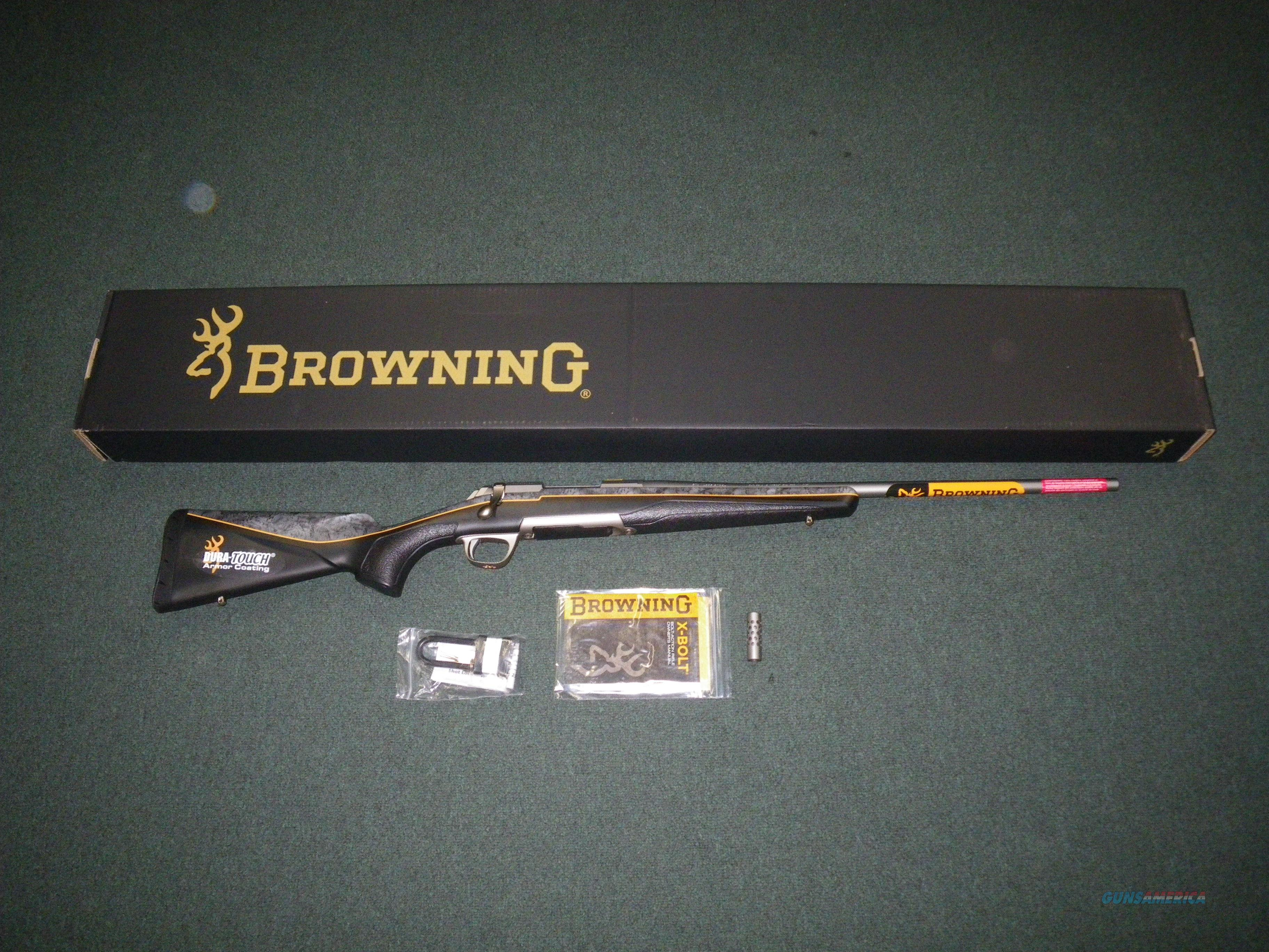 "Browning X-Bolt Composite 3D SS 30-06 Spfld 22"" NEW 035424226  Guns > Rifles > Browning Rifles > Bolt Action > Hunting > Stainless"