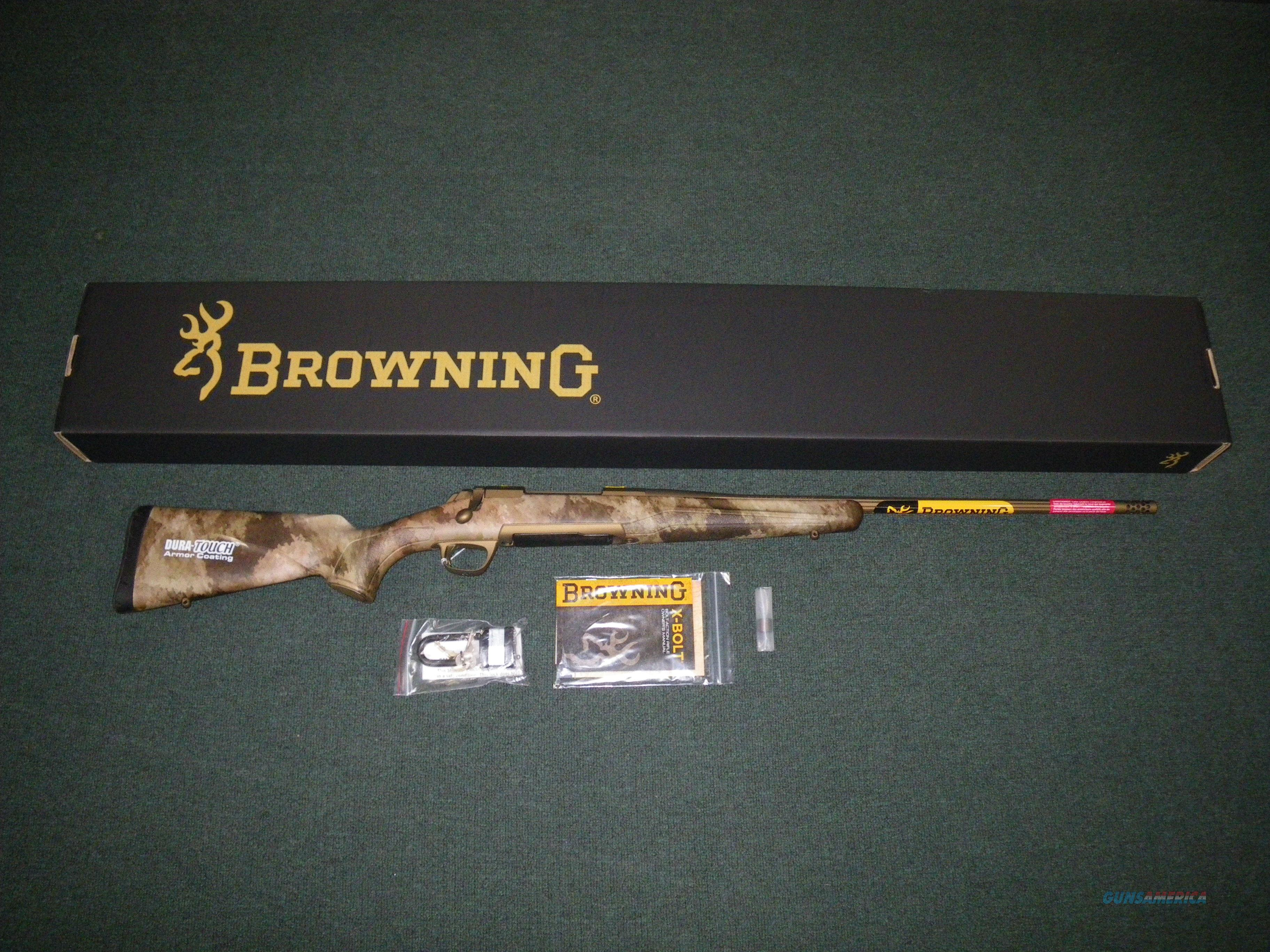 "Browning X-Bolt Hells Canyon Speed 30-06 22"" NEW #035379226  Guns > Rifles > Browning Rifles > Bolt Action > Hunting > Blue"