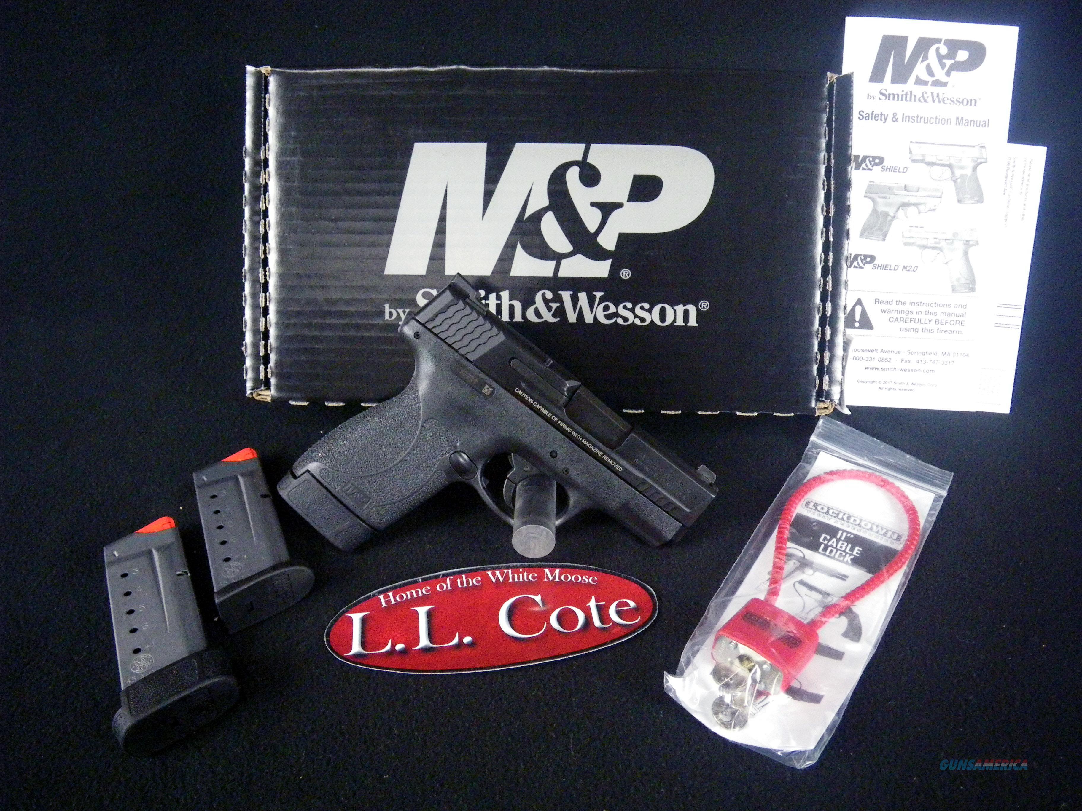 "Smith & Wesson M&P45 Shield M2.0 45ACP 3.3"" NEW 11726  Guns > Pistols > Smith & Wesson Pistols - Autos > Shield"