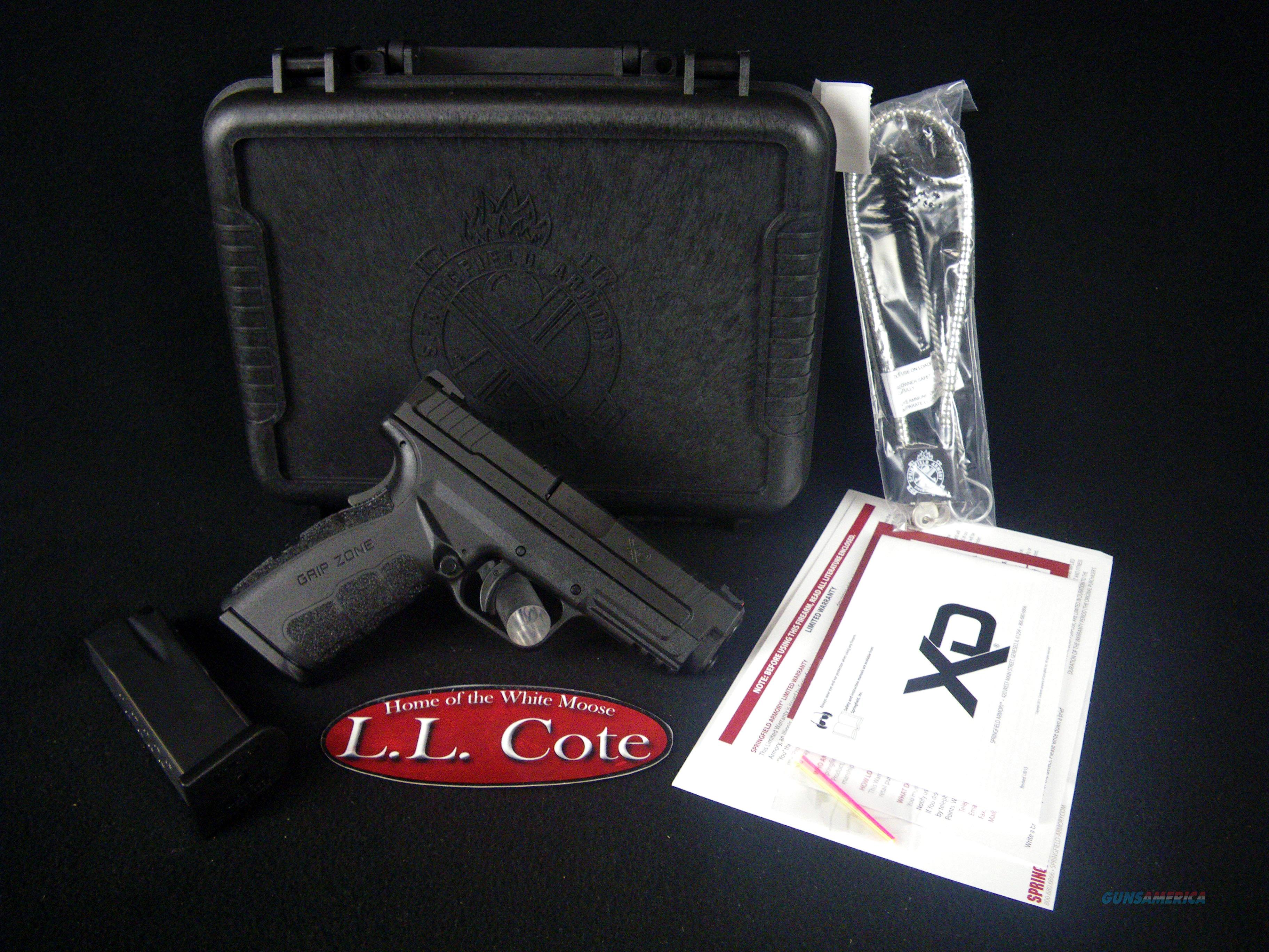 "Springfield XD Mod.2 Service Model 45ACP 4"" NEW XDG9445BHC  Guns > Pistols > Springfield Armory Pistols > XD (eXtreme Duty)"
