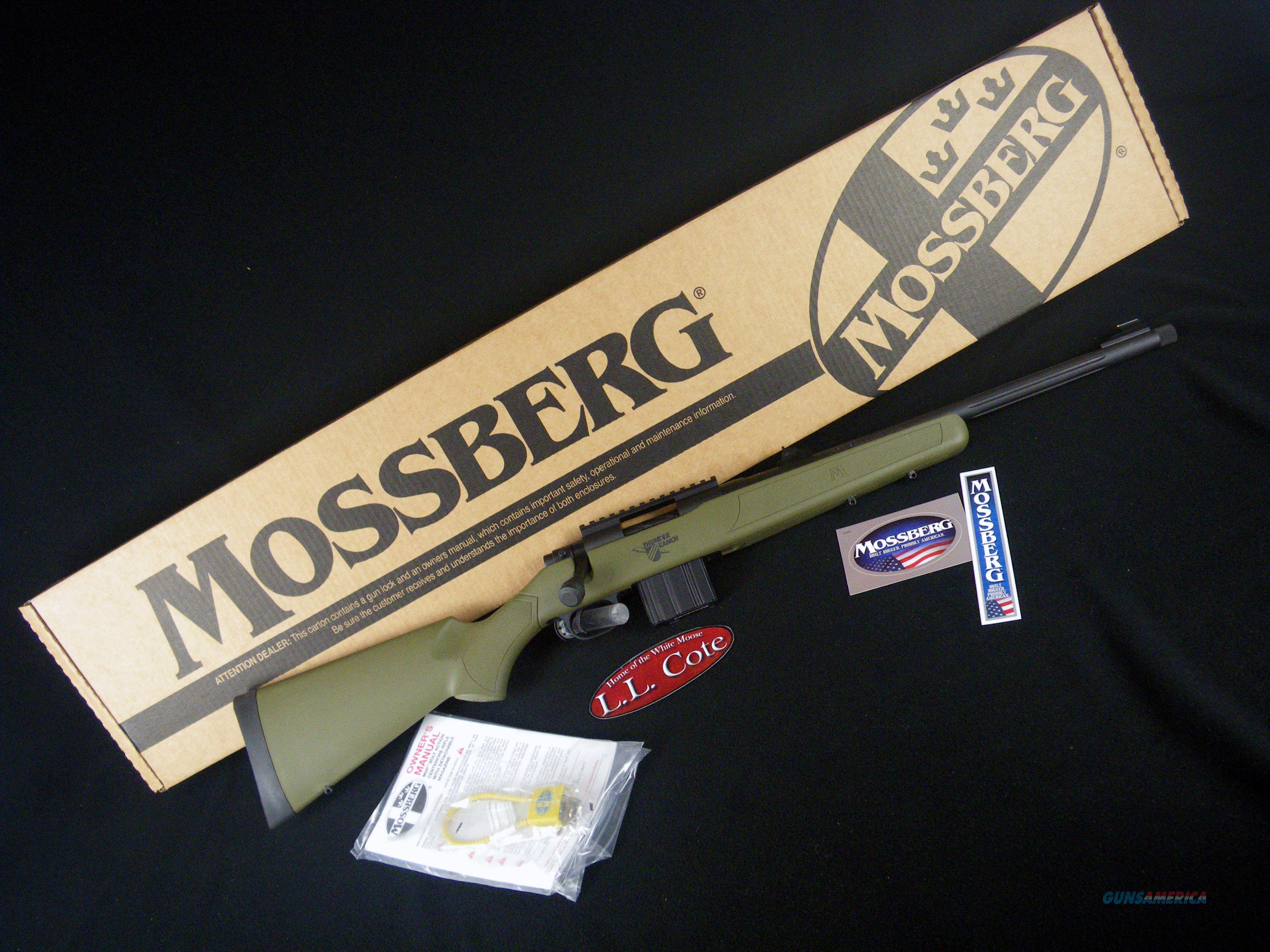 "Mossberg MVP Patrol Thunder Ranch 5.56 NEW 18.5"" 27794  Guns > Rifles > Mossberg Rifles > MVP"