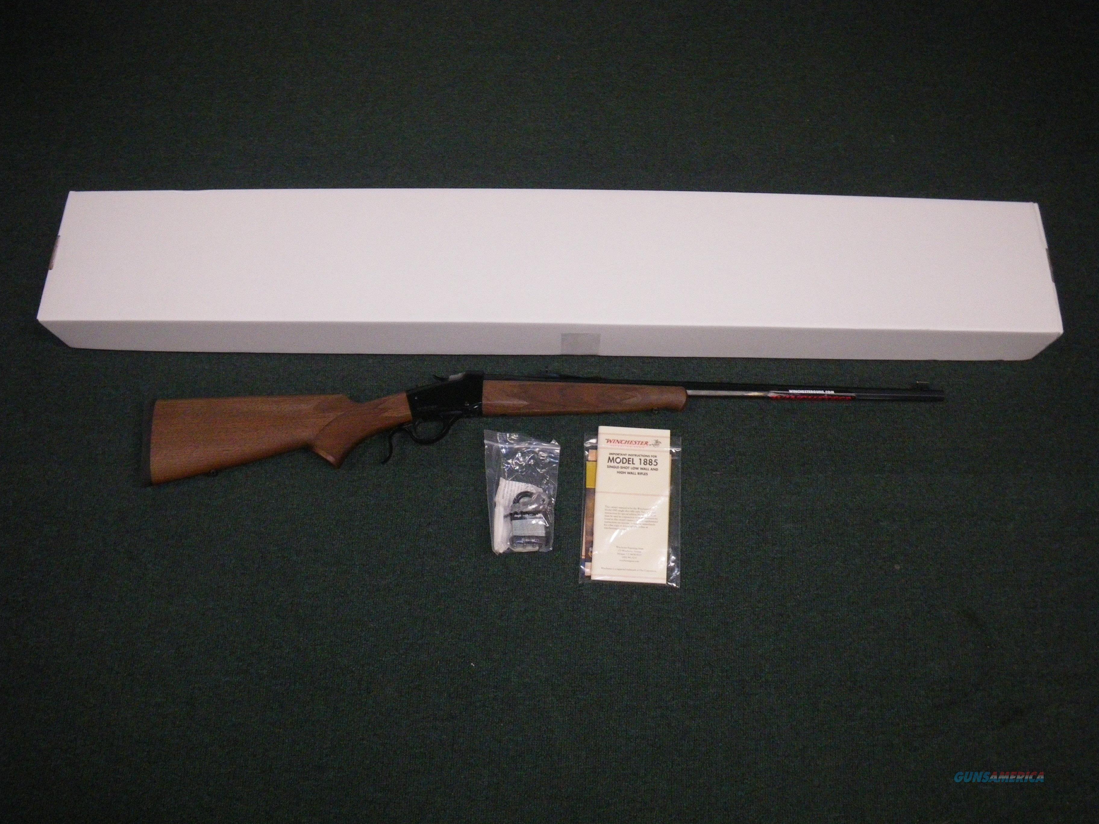 "Winchester Model 1885 Lo-Wall Rimfire 22mag 24"" NEW #524100104  Guns > Rifles > Winchester Rifles - Modern Bolt/Auto/Single > Single Shot"