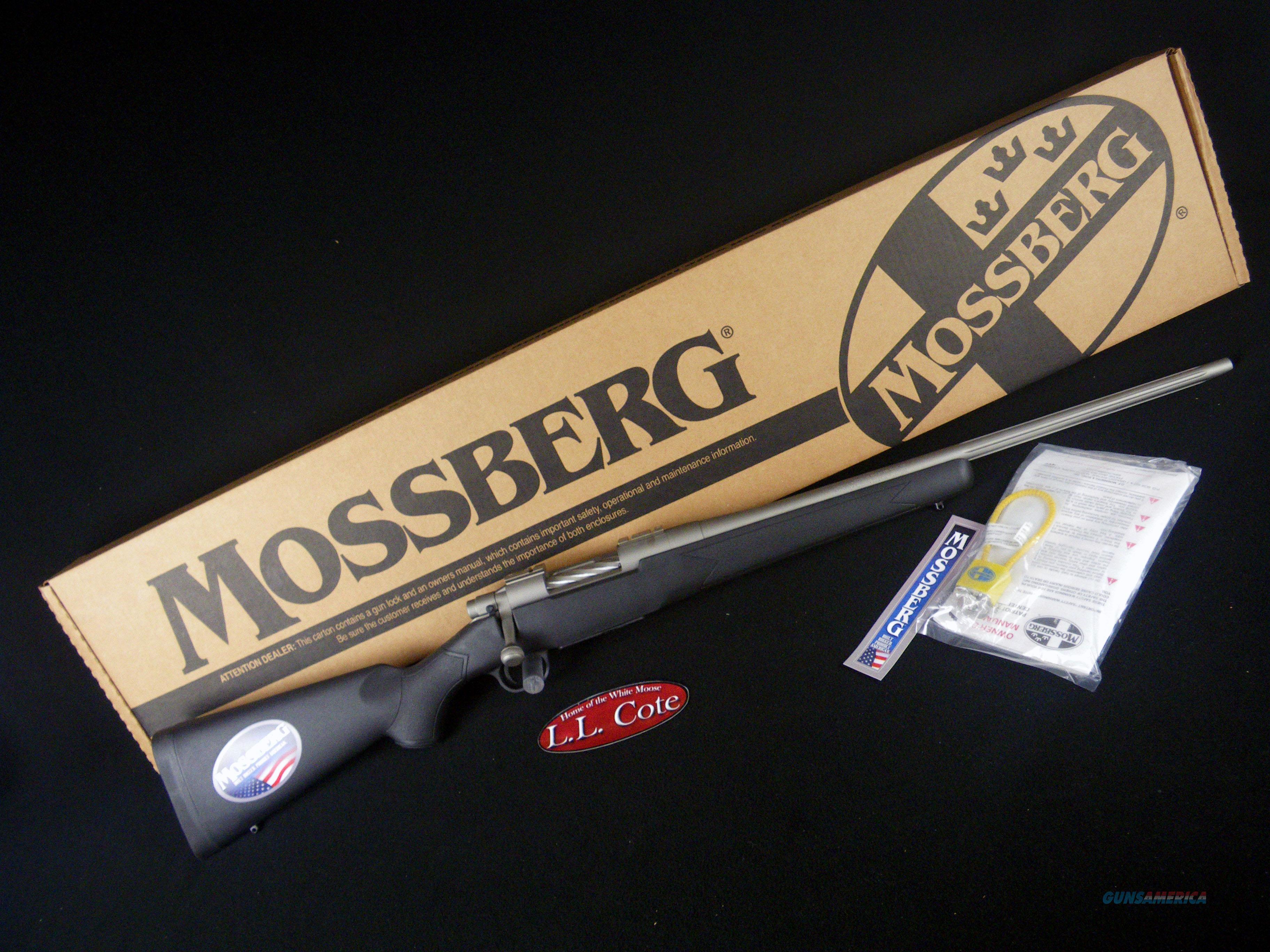 "Mossberg Patriot Cerakote 7mm-08 Rem 22"" NEW 28006  Guns > Rifles > Mossberg Rifles > Patriot"