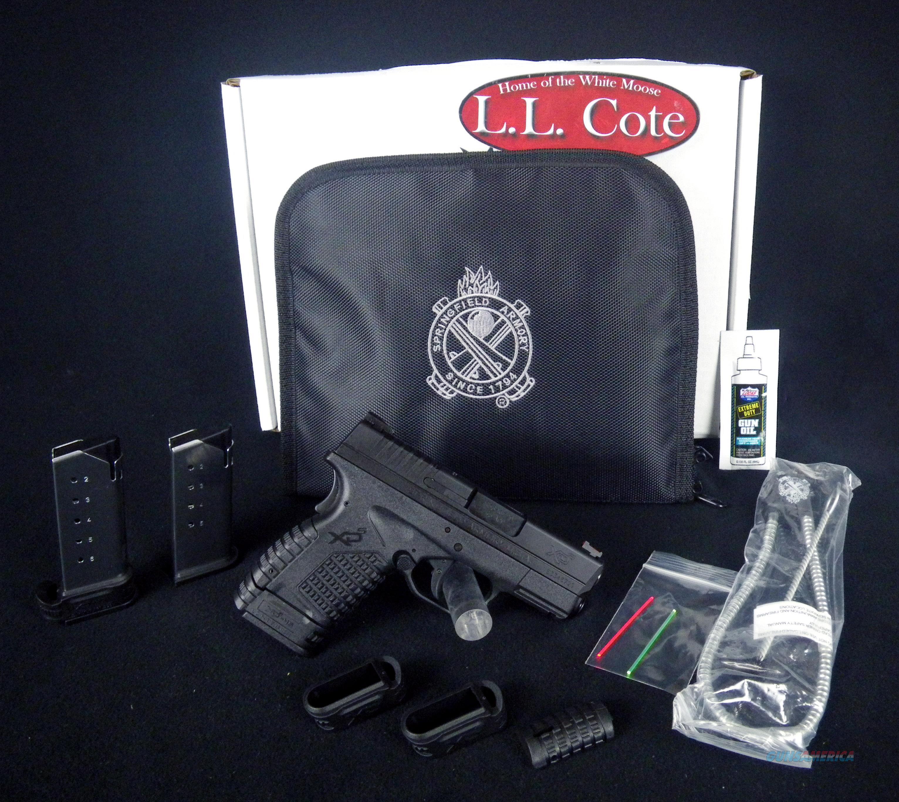 "Springfield XD-S Single Stack 45acp 3.3"" NEW XDS93345BEN  Guns > Pistols > Springfield Armory Pistols > XD-S"