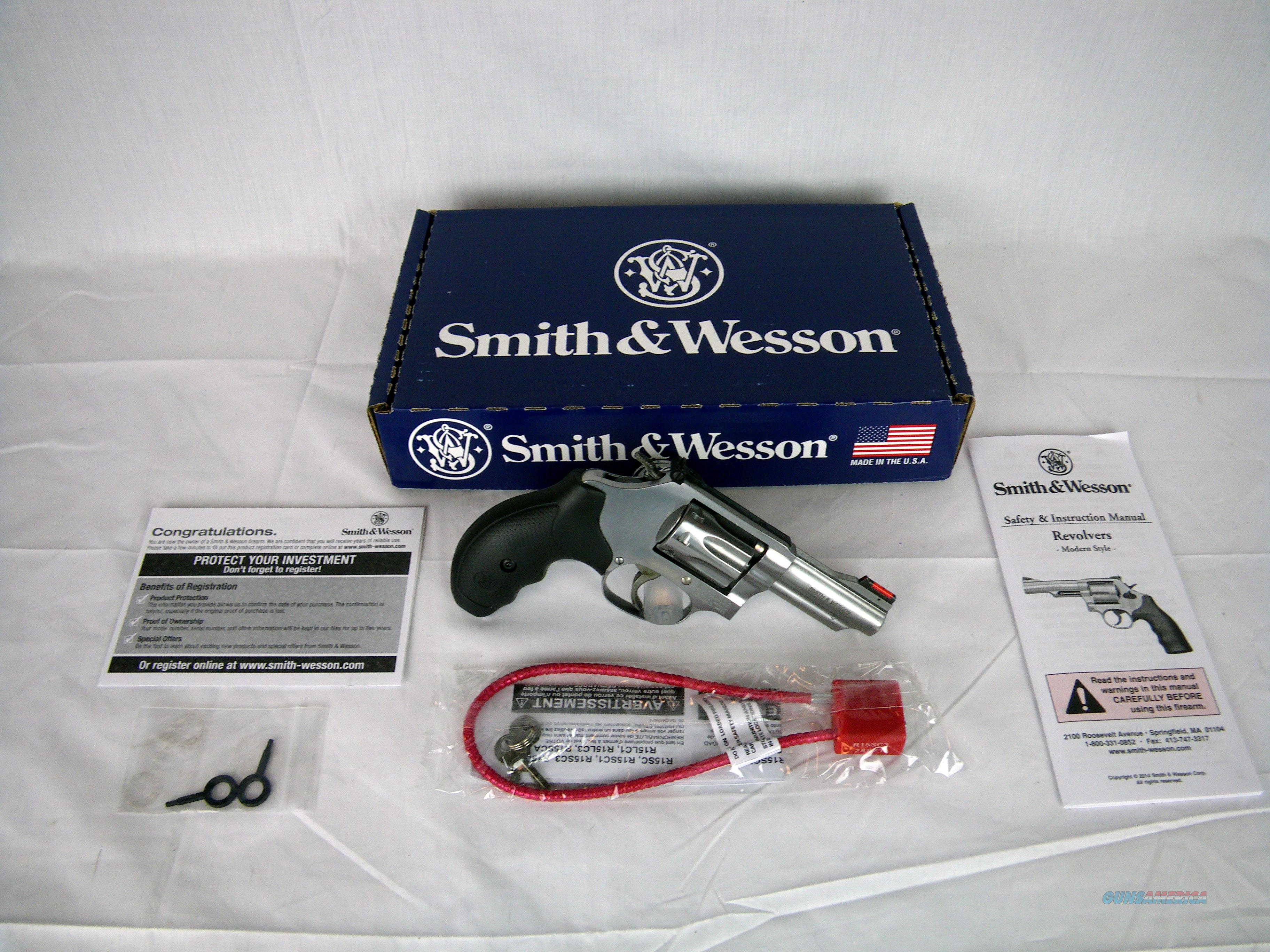 """Smith & Wesson Model 63 S&W 22lr 3"""" Stainless NEW #162634  Guns > Pistols > Smith & Wesson Revolvers > Small Frame ( J )"""