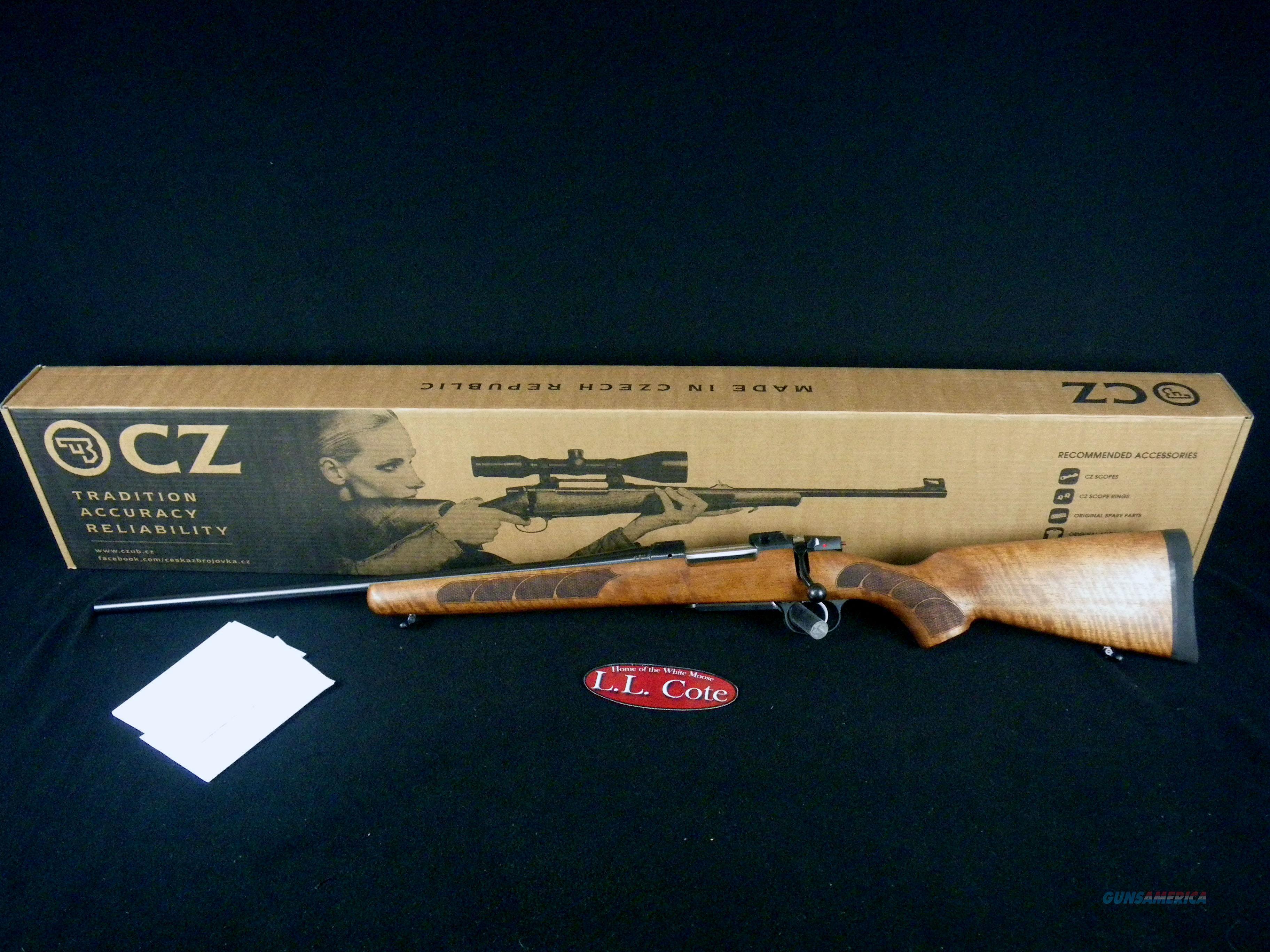 """CZ 557 Left Hand 308 Win 24"""" Bolt NEW LH 04871  Guns > Rifles > CZ Rifles"""