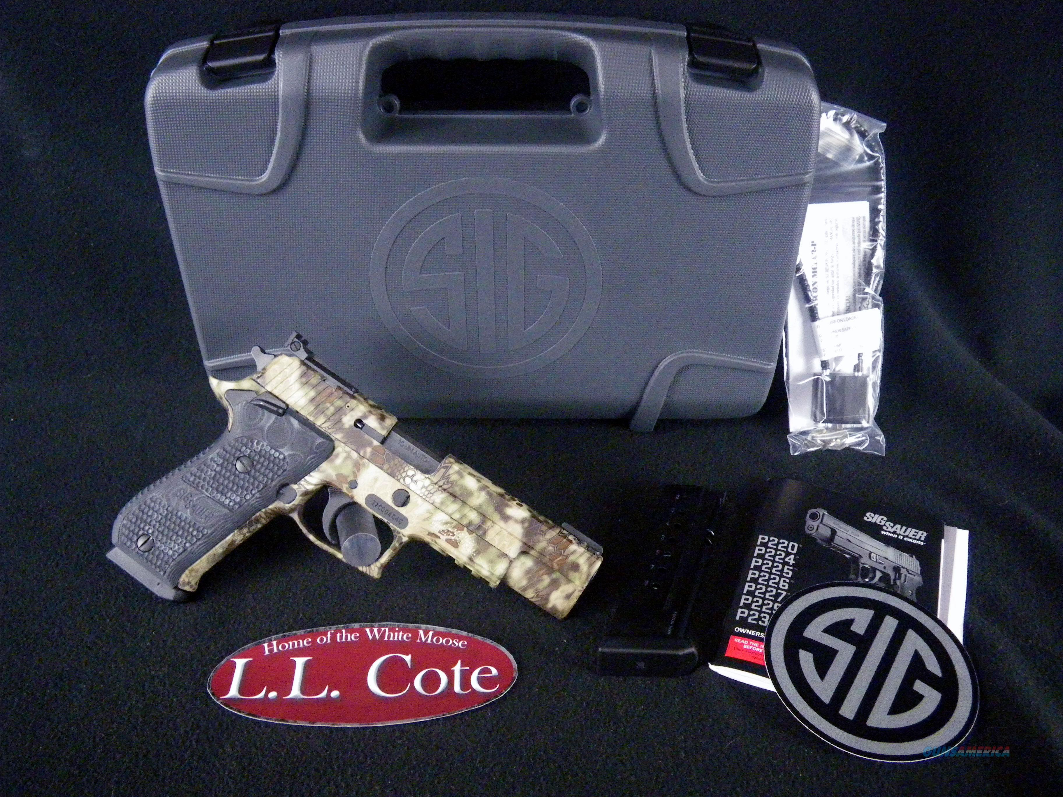 "Sig Sauer P220 Hunter Full Size 10mm 5"" NEW 220R5-10-HP-SAO  Guns > Pistols > Sig - Sauer/Sigarms Pistols > P220"