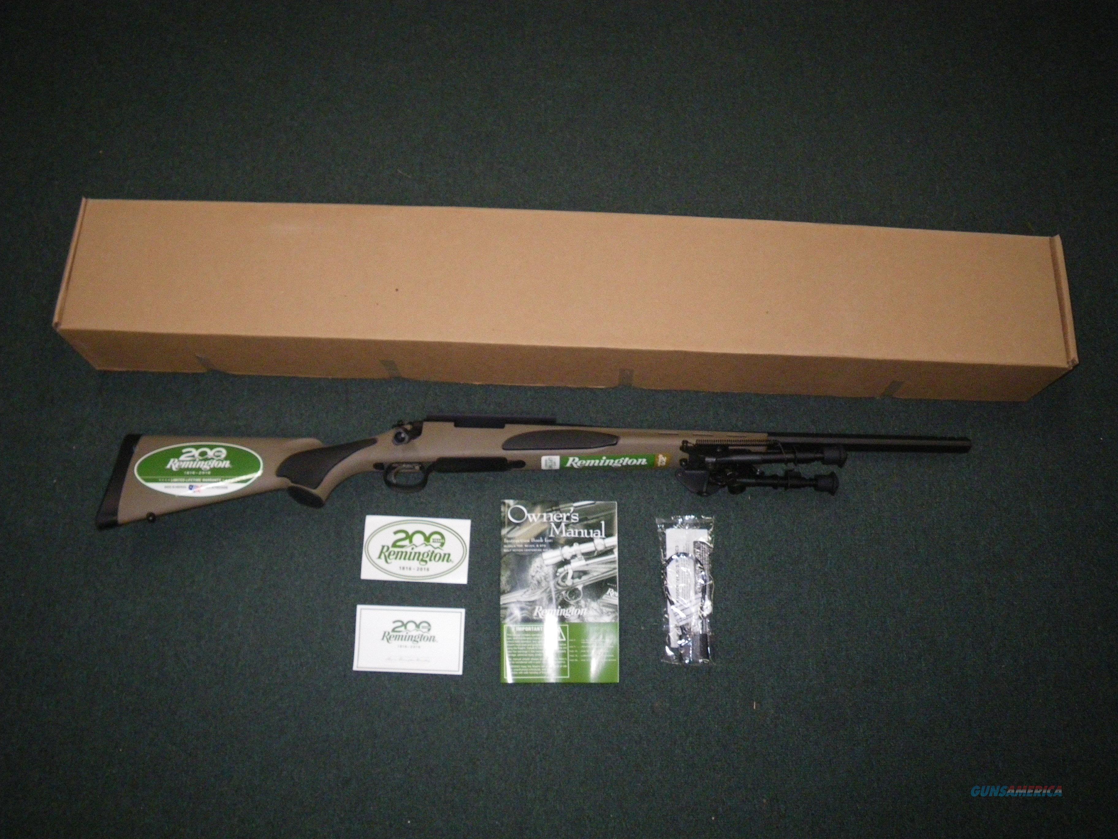 "Remington Model 700 VTR Varmint 22-250 Rem 22"" NEW #84376  Guns > Rifles > Remington Rifles - Modern > Model 700 > Sporting"