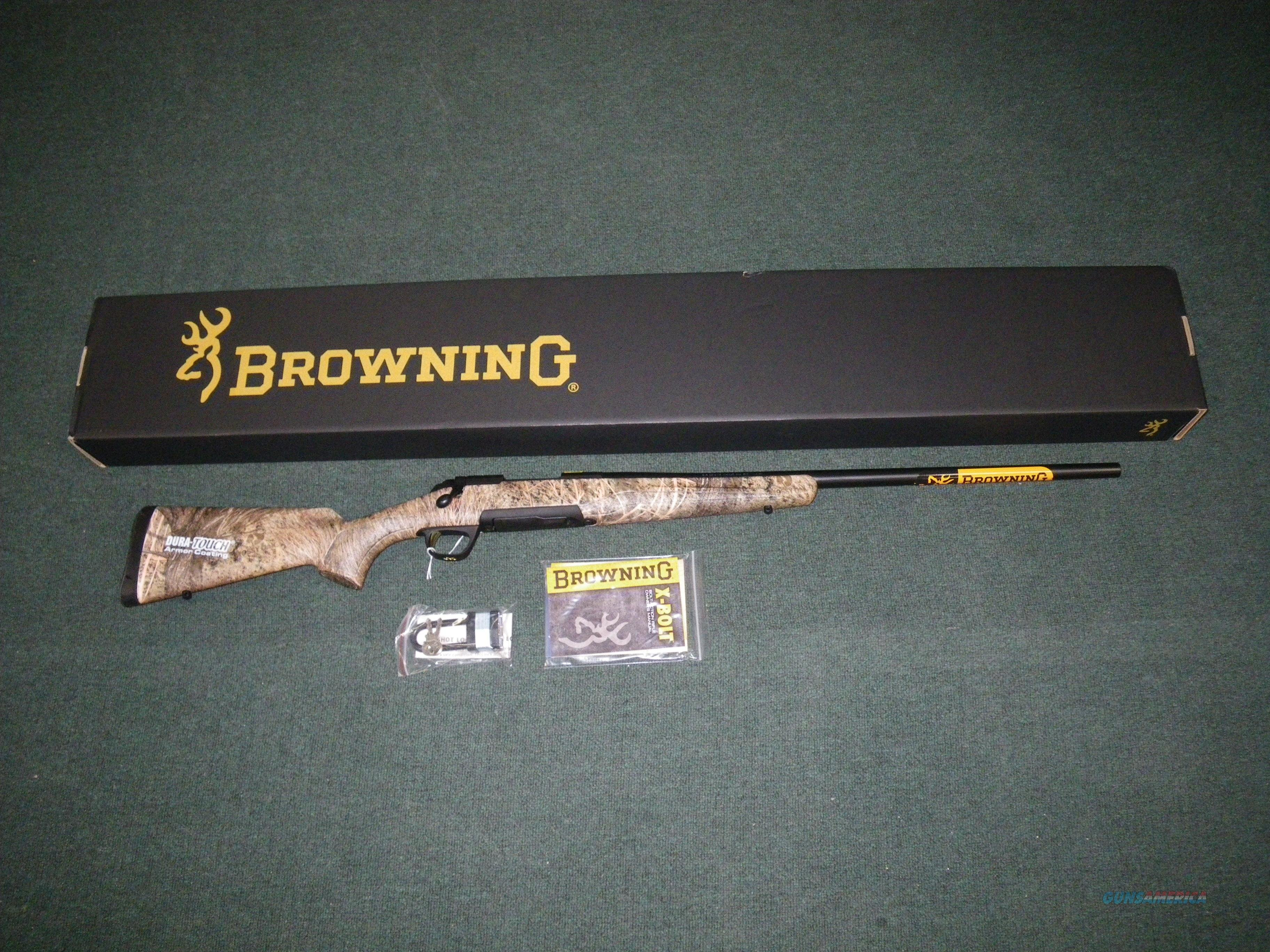 "Browning X-Bolt Varmint Stalker MOBR 308 Win 24"" #035334218  Guns > Rifles > Browning Rifles > Bolt Action > Hunting > Blue"