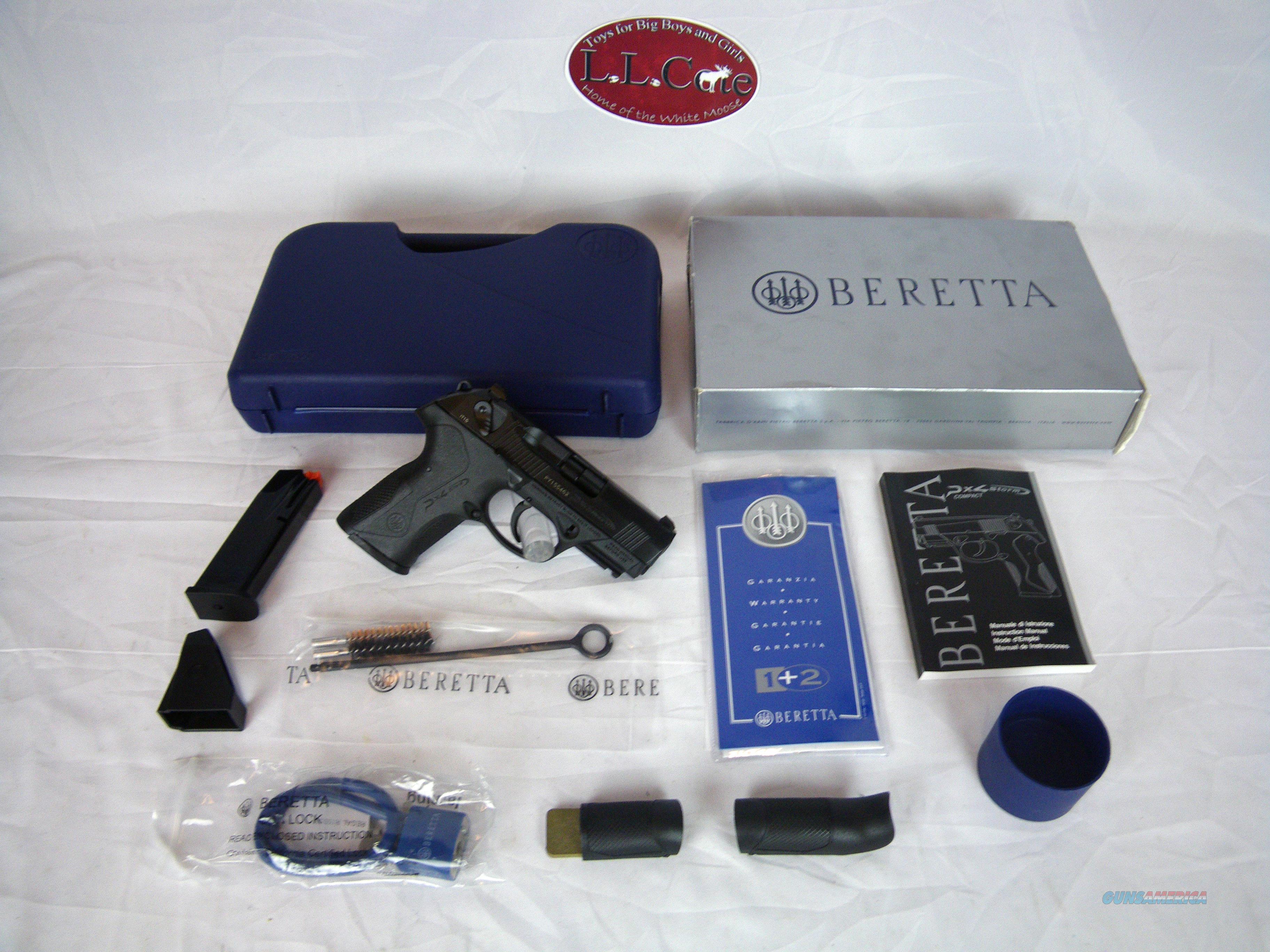 """Beretta PX4 Storm Compact 40S&W 3.27"""" 12rd JXC4F21  Guns > Pistols > Beretta Pistols > Polymer Frame"""
