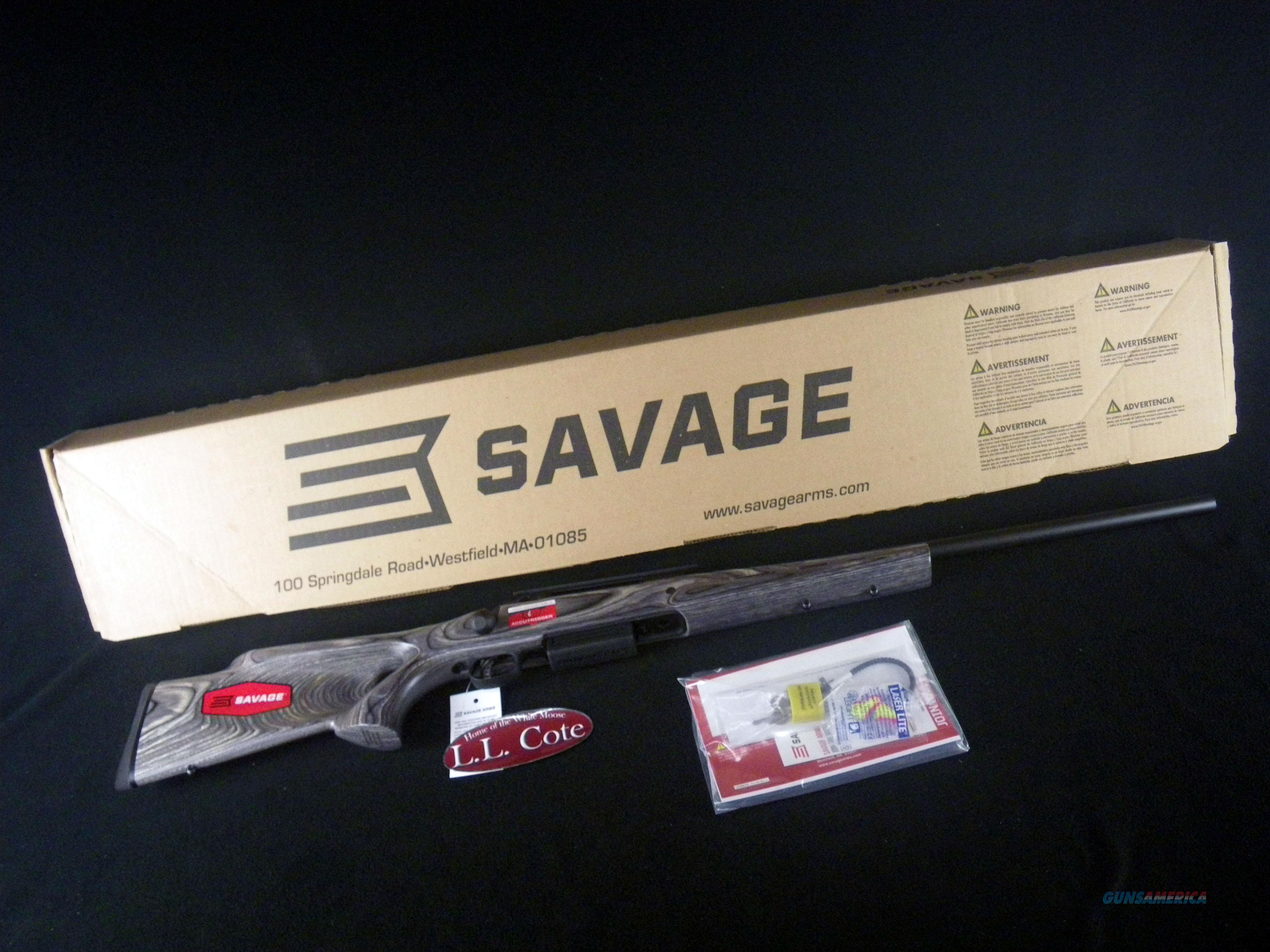"""Savage 220 Slug Gray Laminate 20ga 22"""" NEW 22313  Guns > Shotguns > Savage Shotguns"""