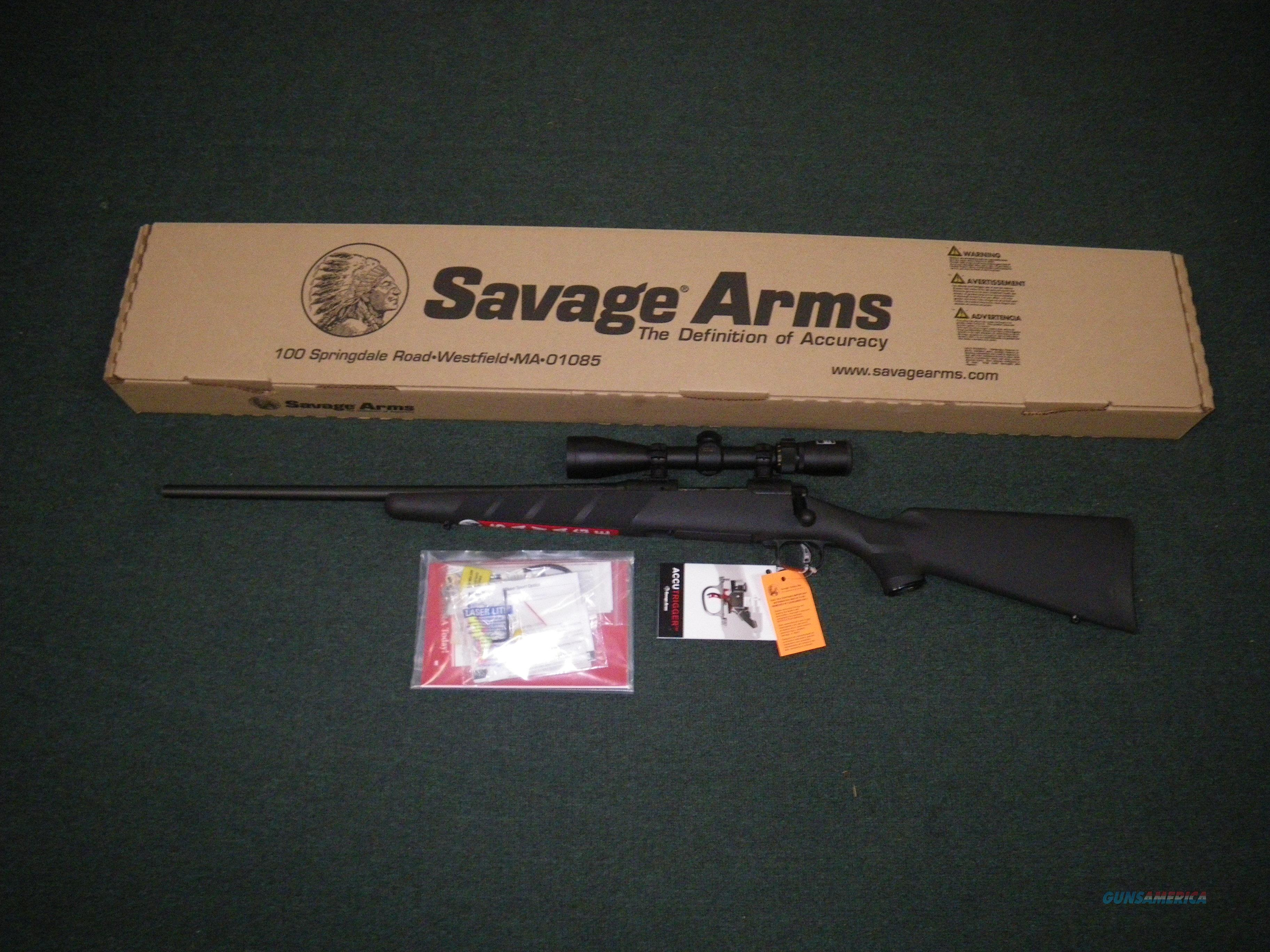 "Savage 111 Trophy Hunter XP 7mm-08 Rem 22"" LH 19698  Guns > Rifles > Savage Rifles > 11/111"