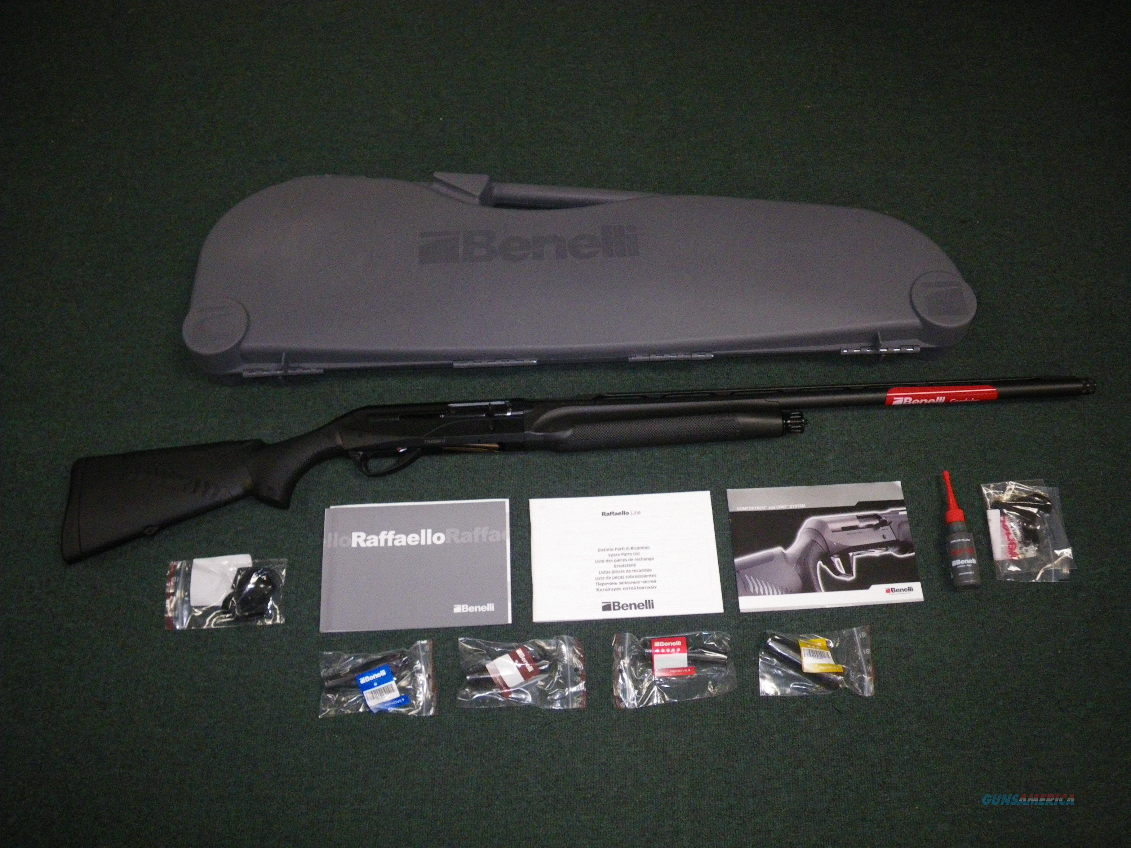 "Benelli Cordoba 12ga 28"" Synthetic ComforTech NEW #10636  Guns > Shotguns > Benelli Shotguns > Sporting"
