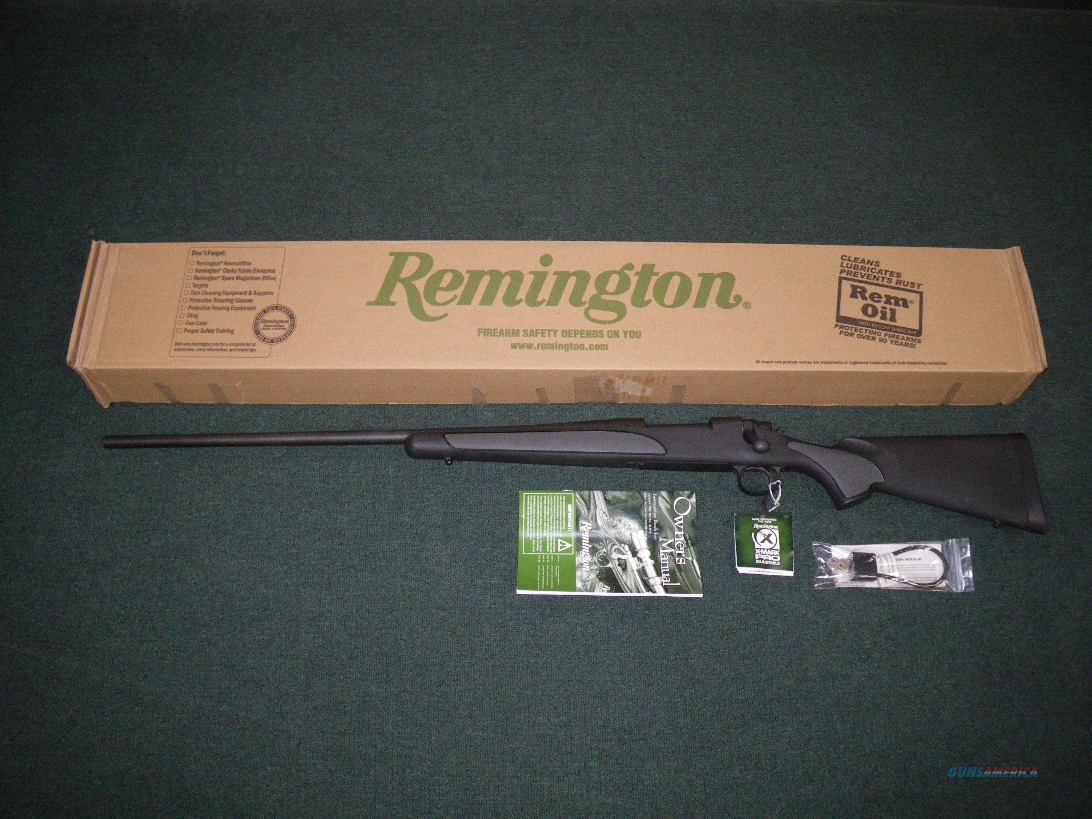 "Remington Model 700 SPS LH 30-06 Spfld 24"" NEW #84178  Guns > Rifles > Remington Rifles - Modern > Model 700 > Sporting"