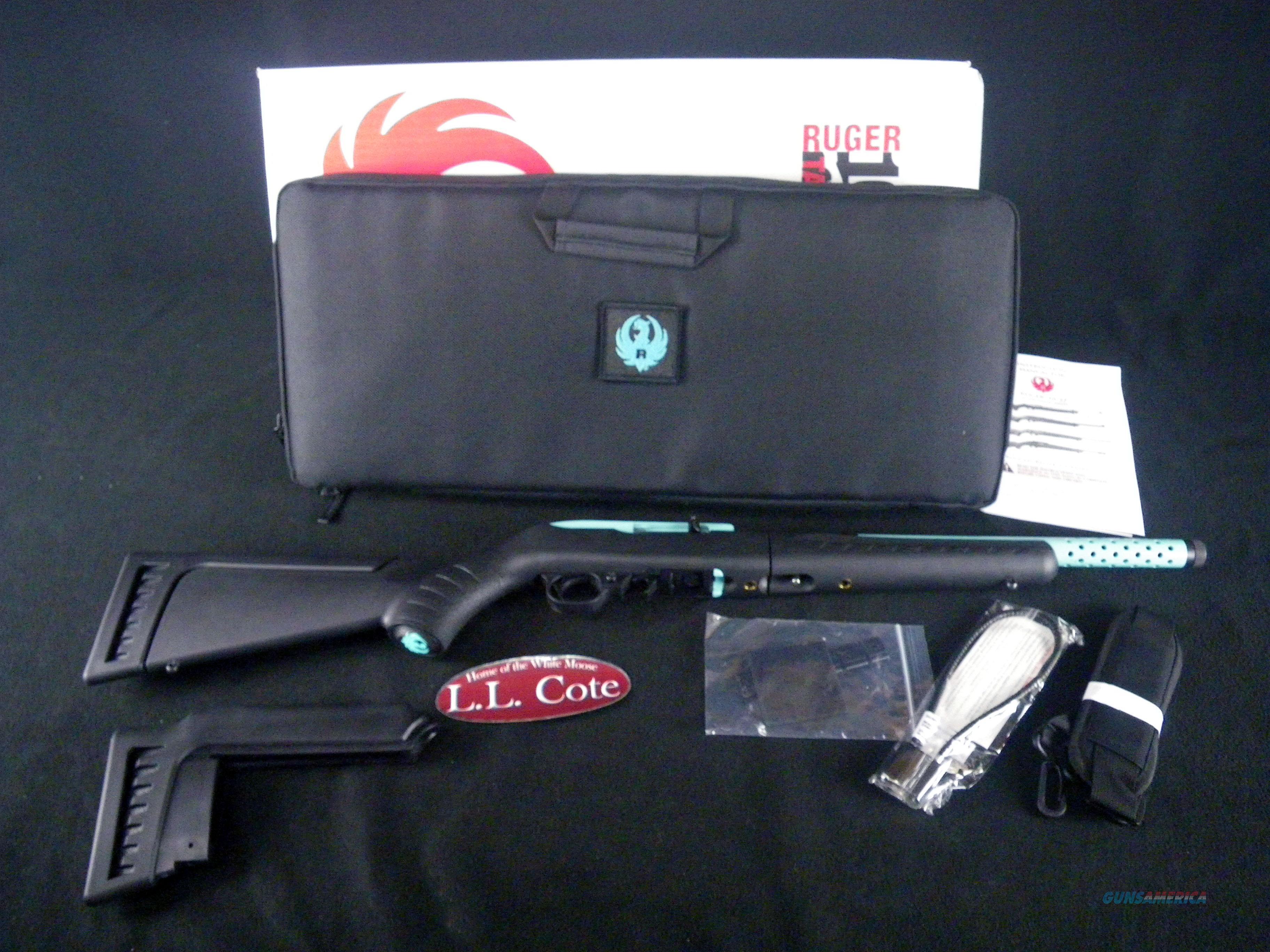 "Ruger 10/22 Takedown Lite 22lr 16.1"" NEW 21163  Guns > Rifles > Ruger Rifles > 10-22"