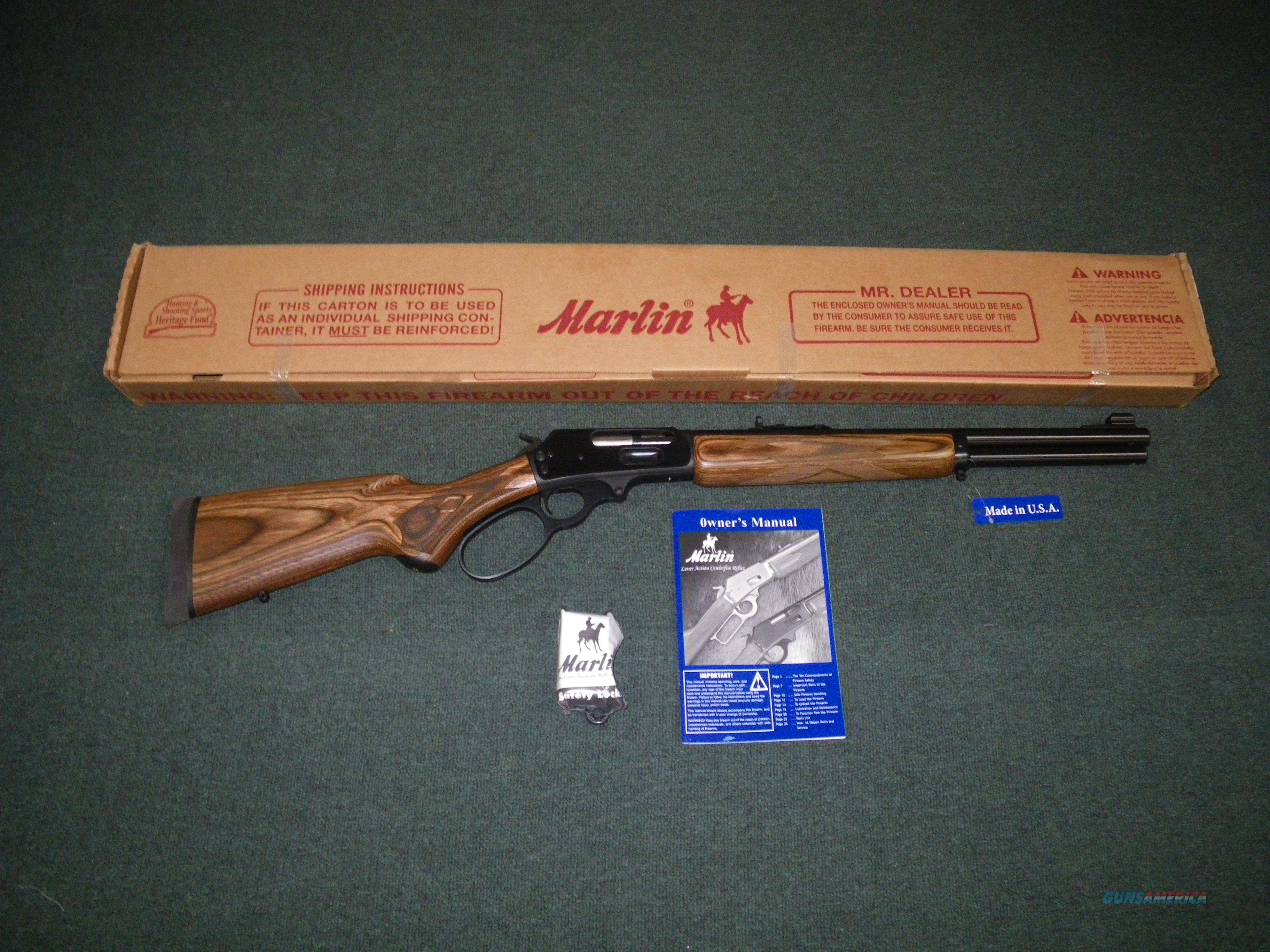 "Marlin 1895GBL Big Loop Lever 45-70 Govt 18.5"" NEW #70456  Guns > Rifles > Marlin Rifles > Modern > Lever Action"