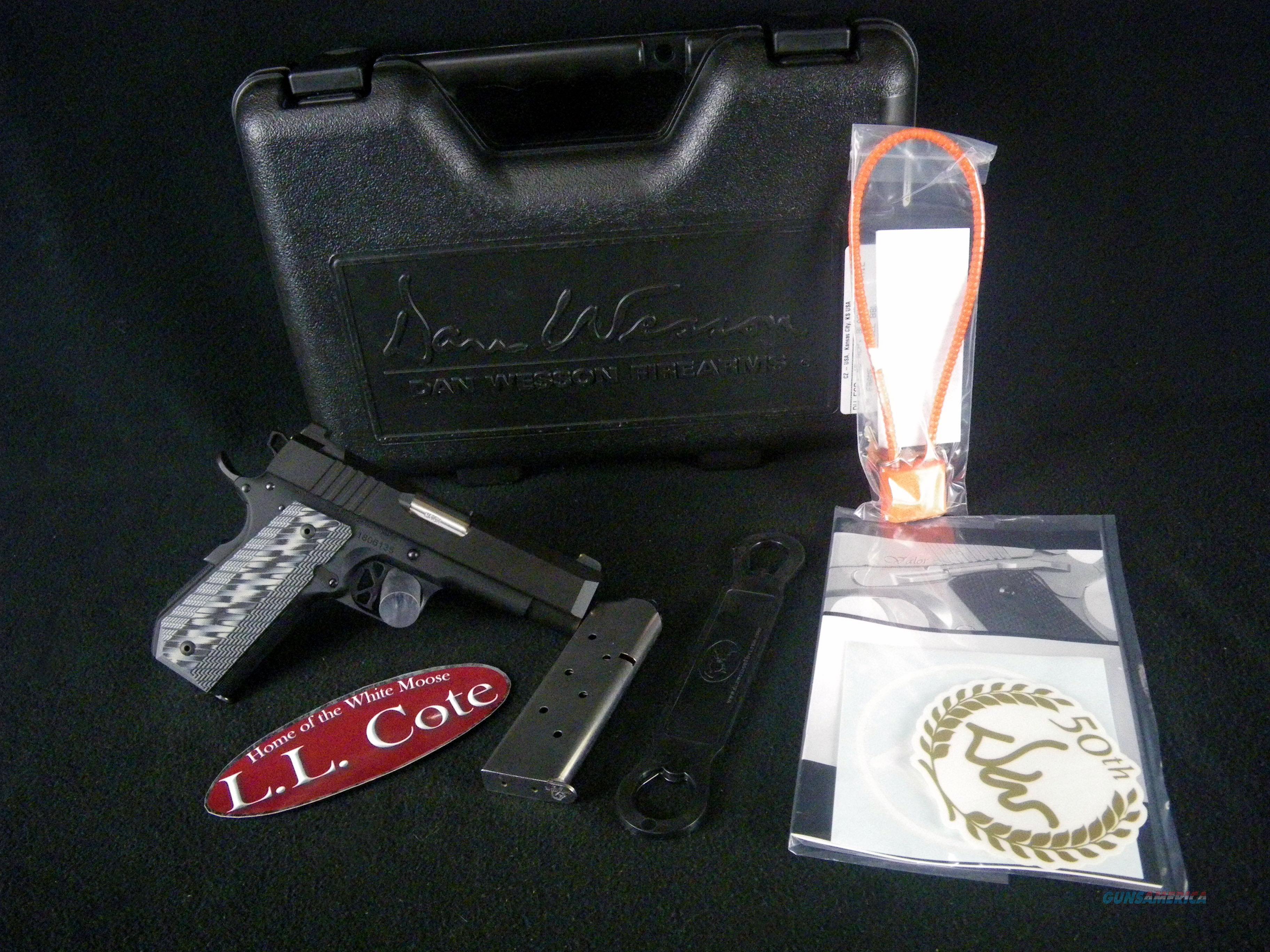 """CZ Dan Wesson ECP 45ACP 4"""" Bull Barrel NEW 1883  Guns > Pistols > CZ Pistols"""