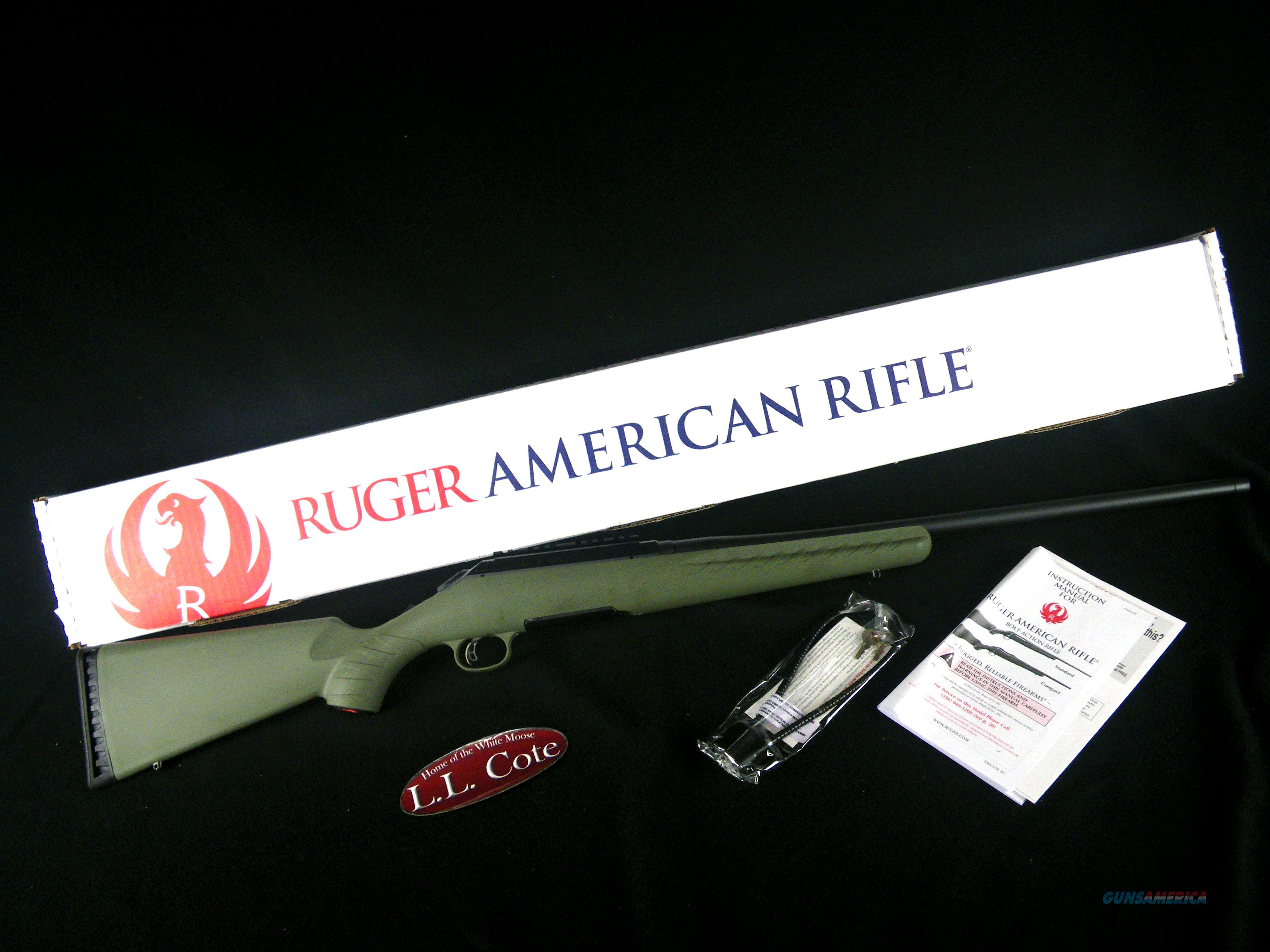 "Ruger American Predator LH 7mm-08 22"" NEW 26917  Guns > Rifles > Ruger Rifles > American Rifle"