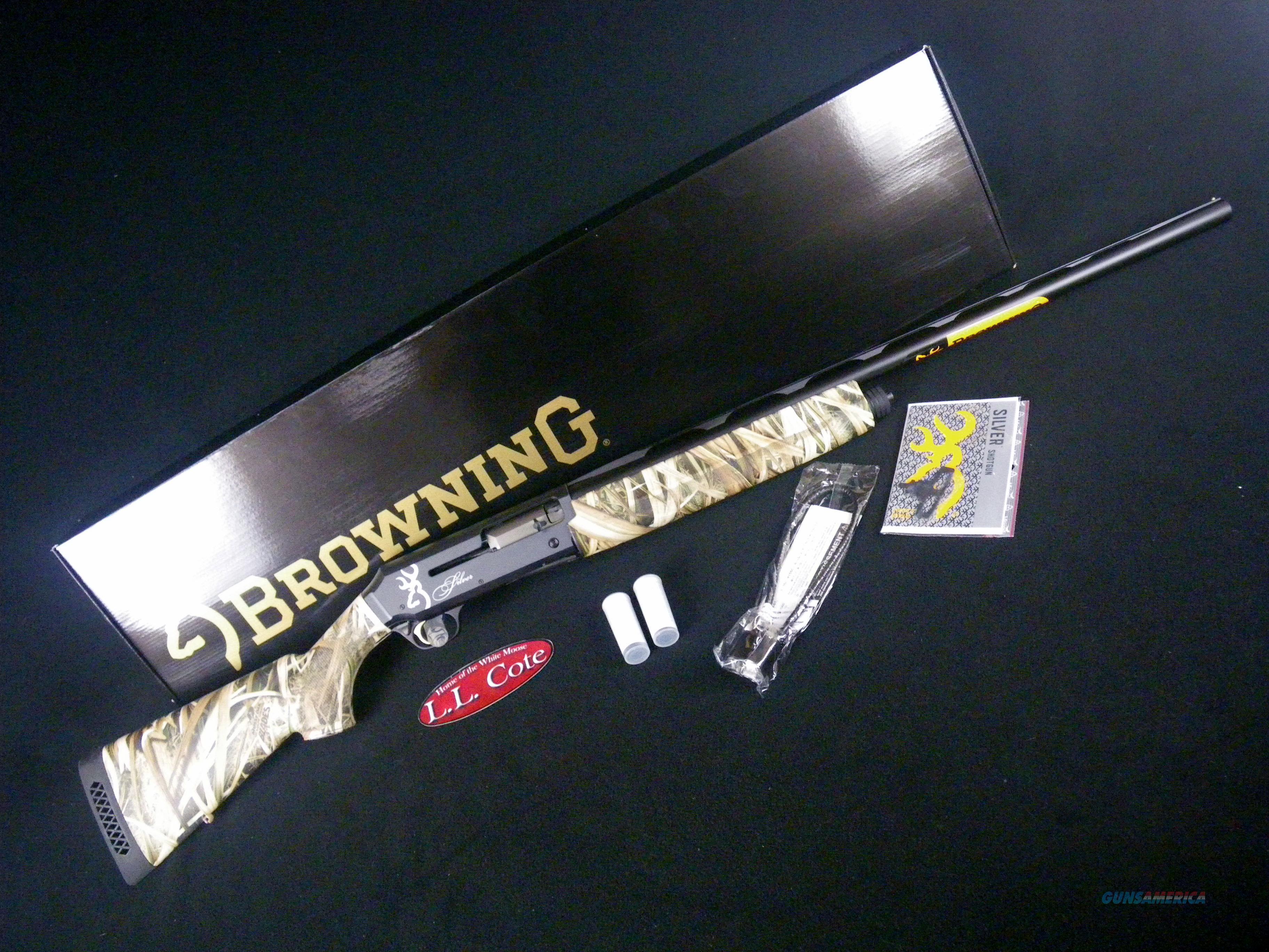 """Browning Silver Field MOSGB 12ga 26"""" NEW 3.5"""" 011418205  Guns > Shotguns > Browning Shotguns > Autoloaders > Hunting"""