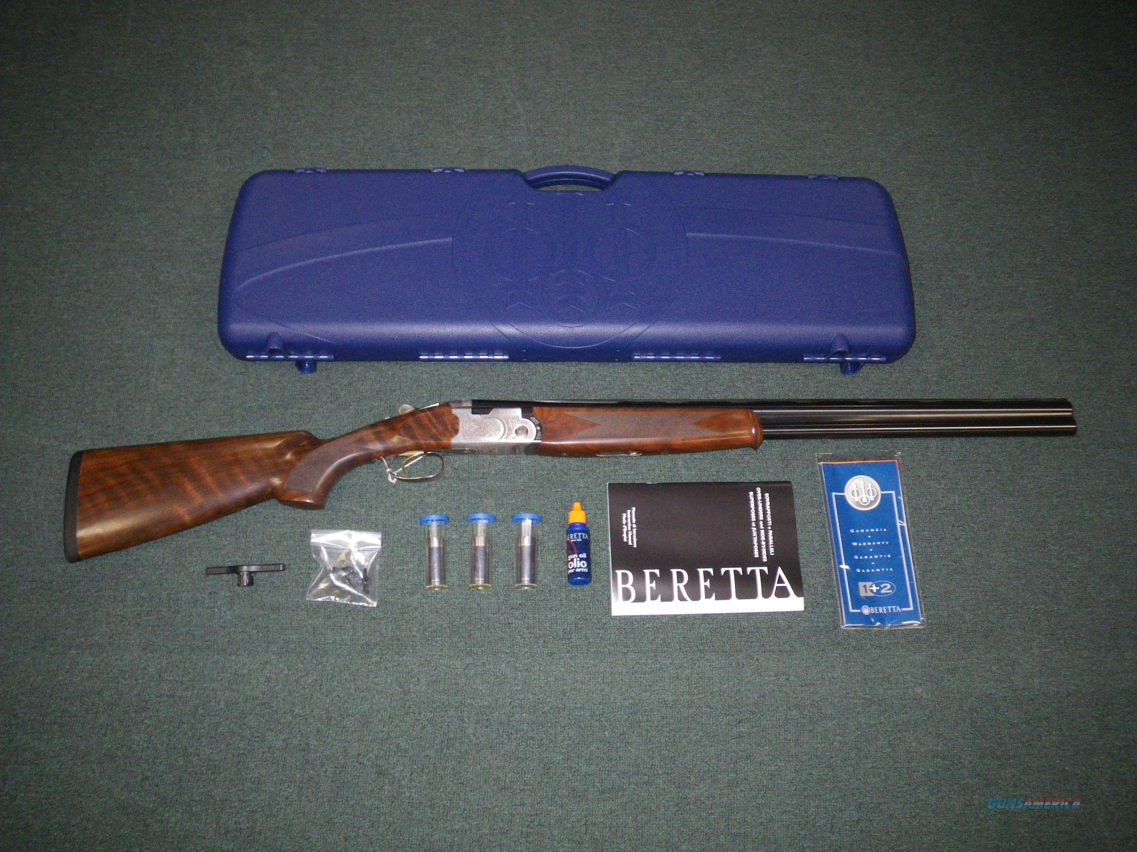 "Beretta 686 Silver Pigeon I 28ga 28"" Over Under J6863M8  Guns > Shotguns > Beretta Shotguns > O/U > Hunting"