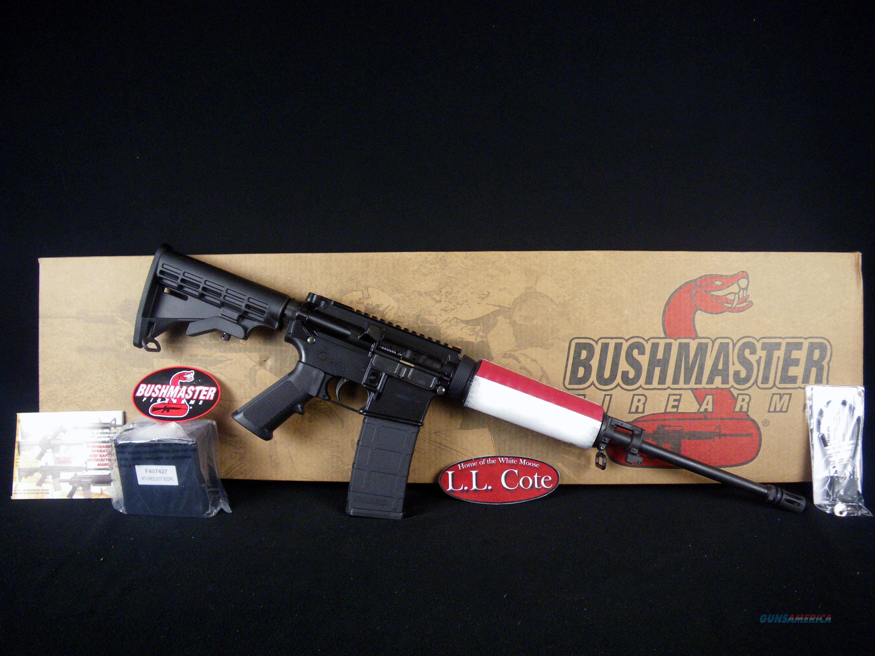 "Bushmaster XM-15 QRC 5.56 Nato 16"" AR15 NEW 91046  Guns > Rifles > Bushmaster Rifles > Complete Rifles"
