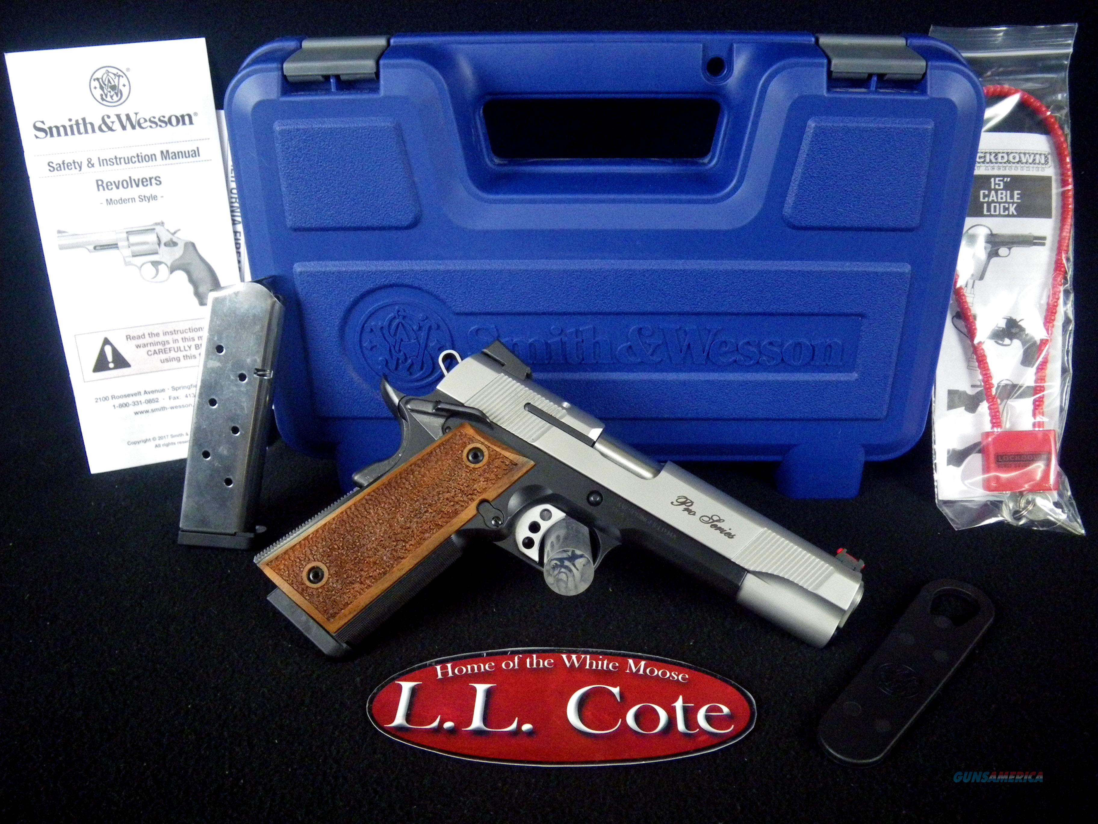 """Smith & Wesson SW1911 45ACP 5"""" Perf Cent NEW 178011  Guns > Pistols > Smith & Wesson Pistols - Autos > Polymer Frame"""