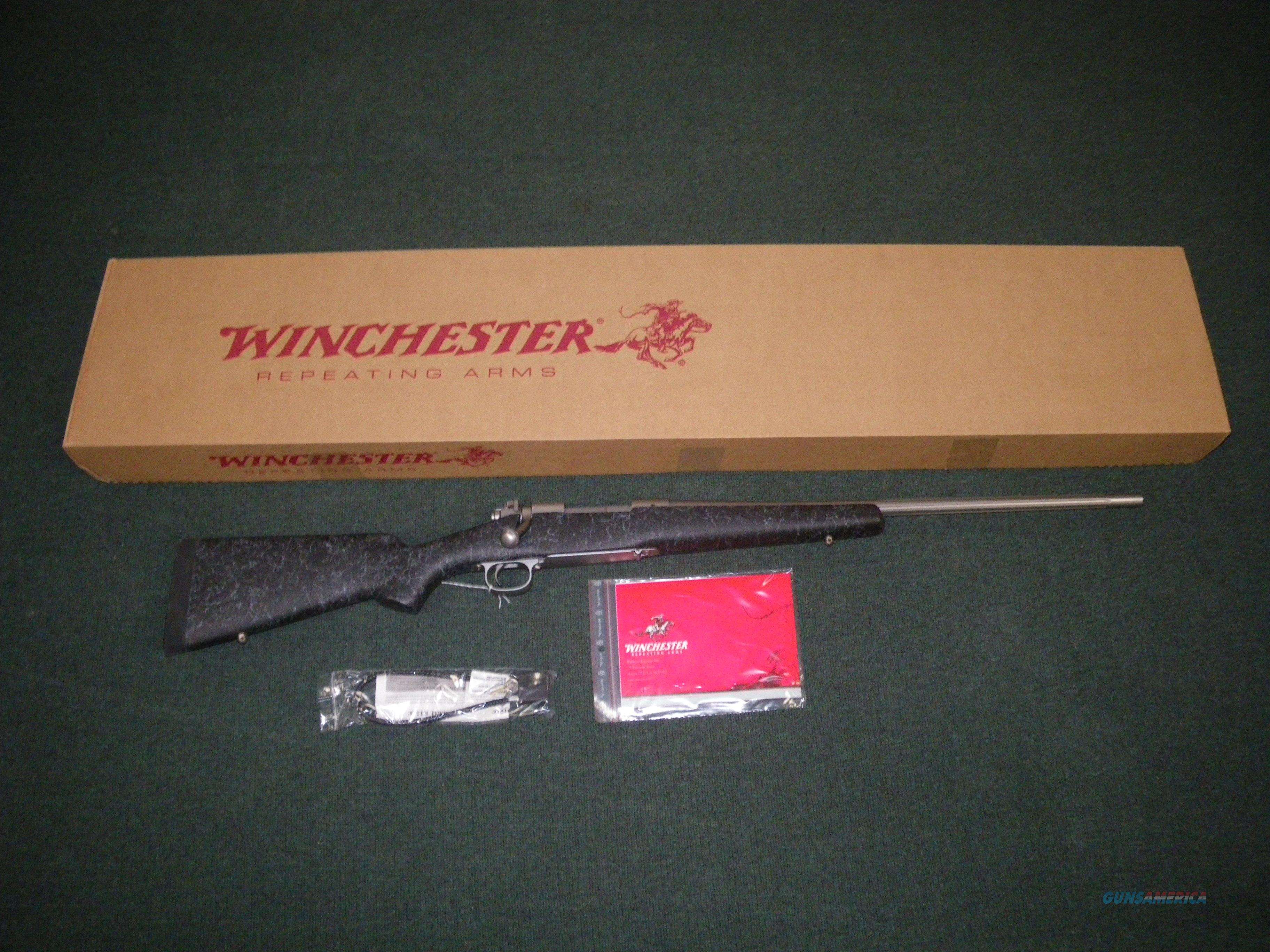 Winchester Model 70 Extreme Weather SS 300 Win Mag NEW #535206233  Guns > Rifles > Winchester Rifles - Modern Bolt/Auto/Single > Model 70 > Post-64