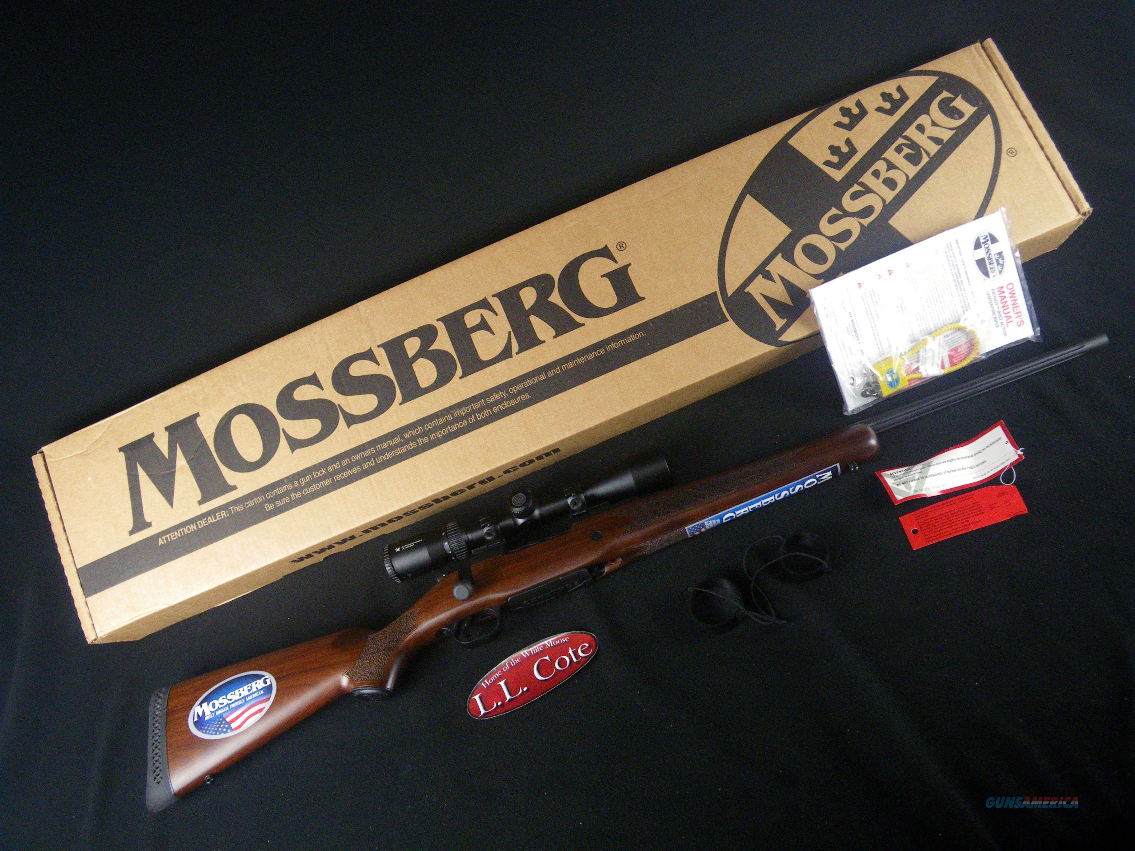 "Mossberg Patriot Vortex Combo 6.5 Creed 22"" NEW 28028  Guns > Rifles > Mossberg Rifles > Patriot"