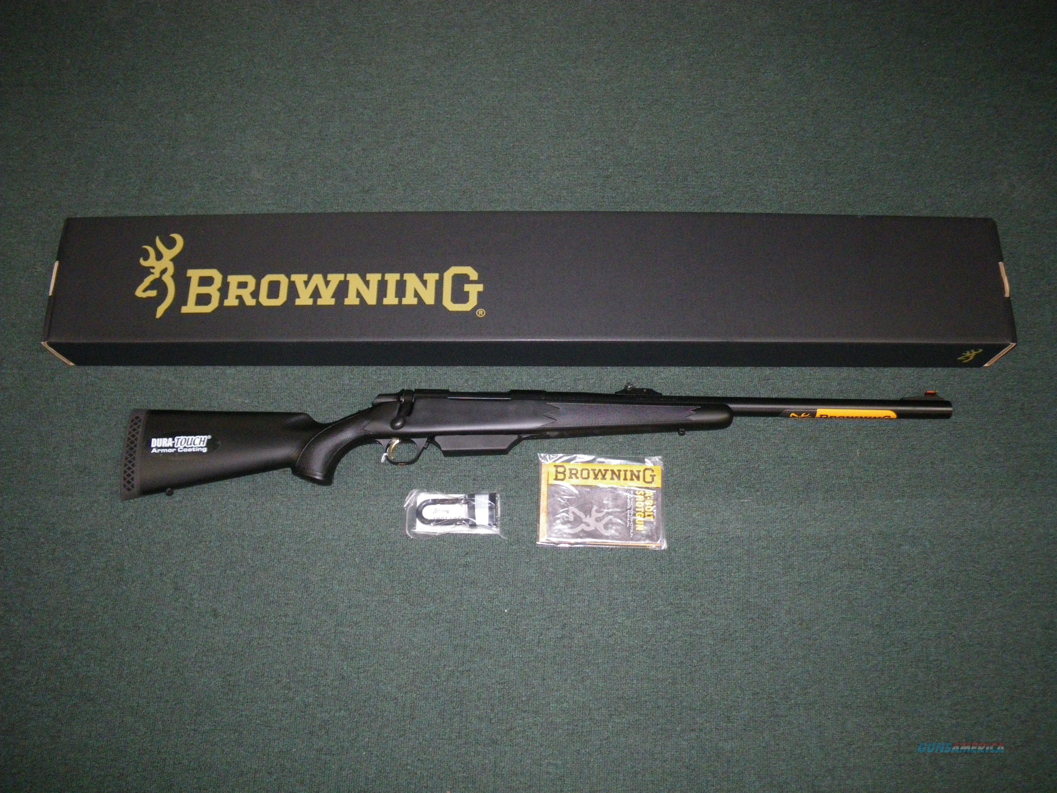 "Browning A-Bolt Stalker Shotgun 12ga 22"" NIB Item #015003120  Guns > Shotguns > Browning Shotguns > Single Barrel"
