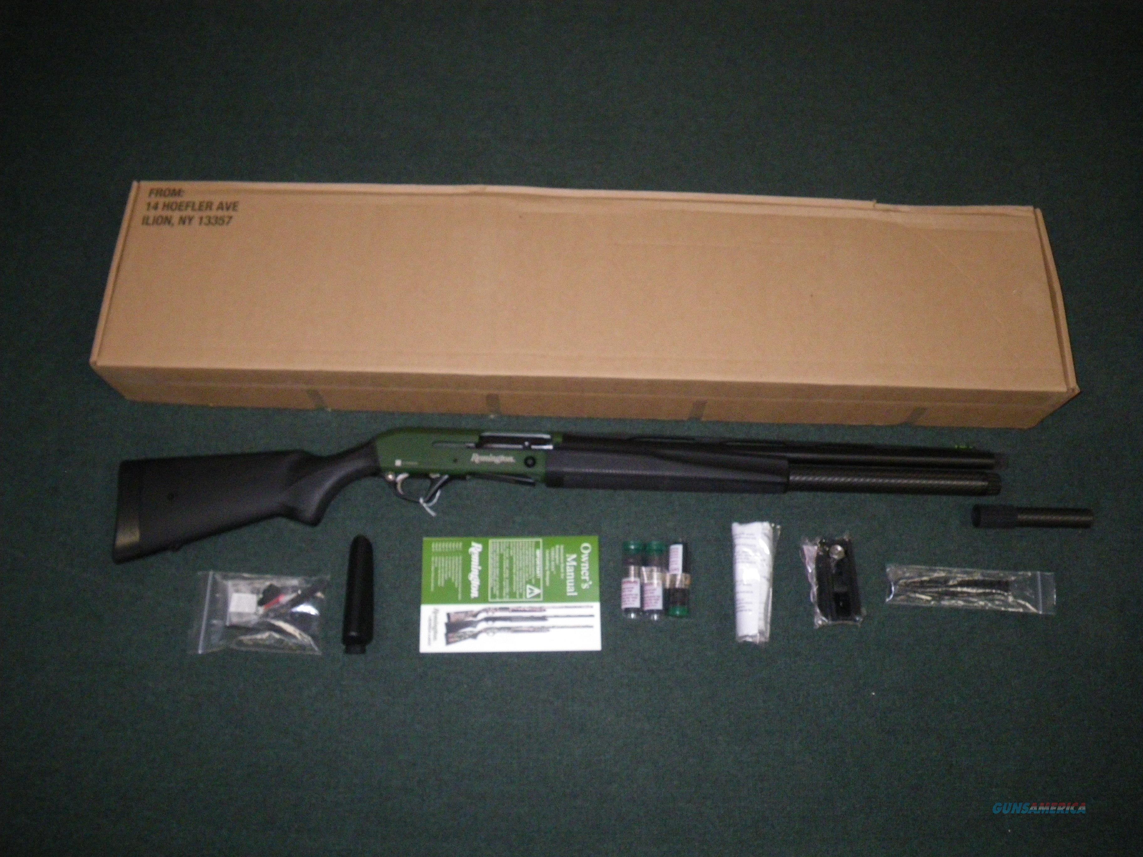 "Remington Versa Max Competition Tactical 12ga 22"" #81029  Guns > Shotguns > Remington Shotguns  > Autoloaders > Hunting"