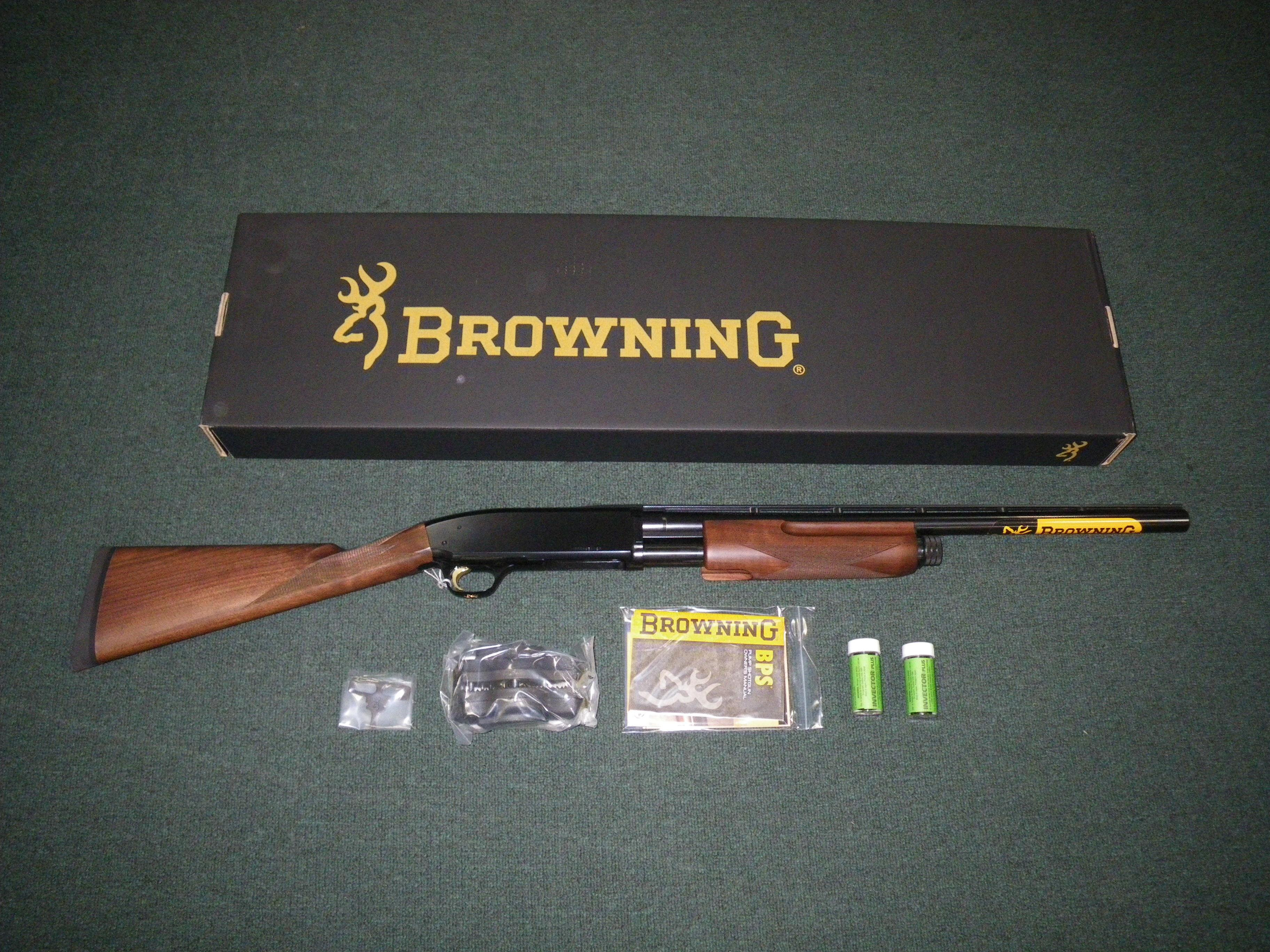 "Browning Upland Special BPS 16ga 24"" 2 3/4"" Chamber #012216515  Guns > Shotguns > Browning Shotguns > Pump Action > Hunting"
