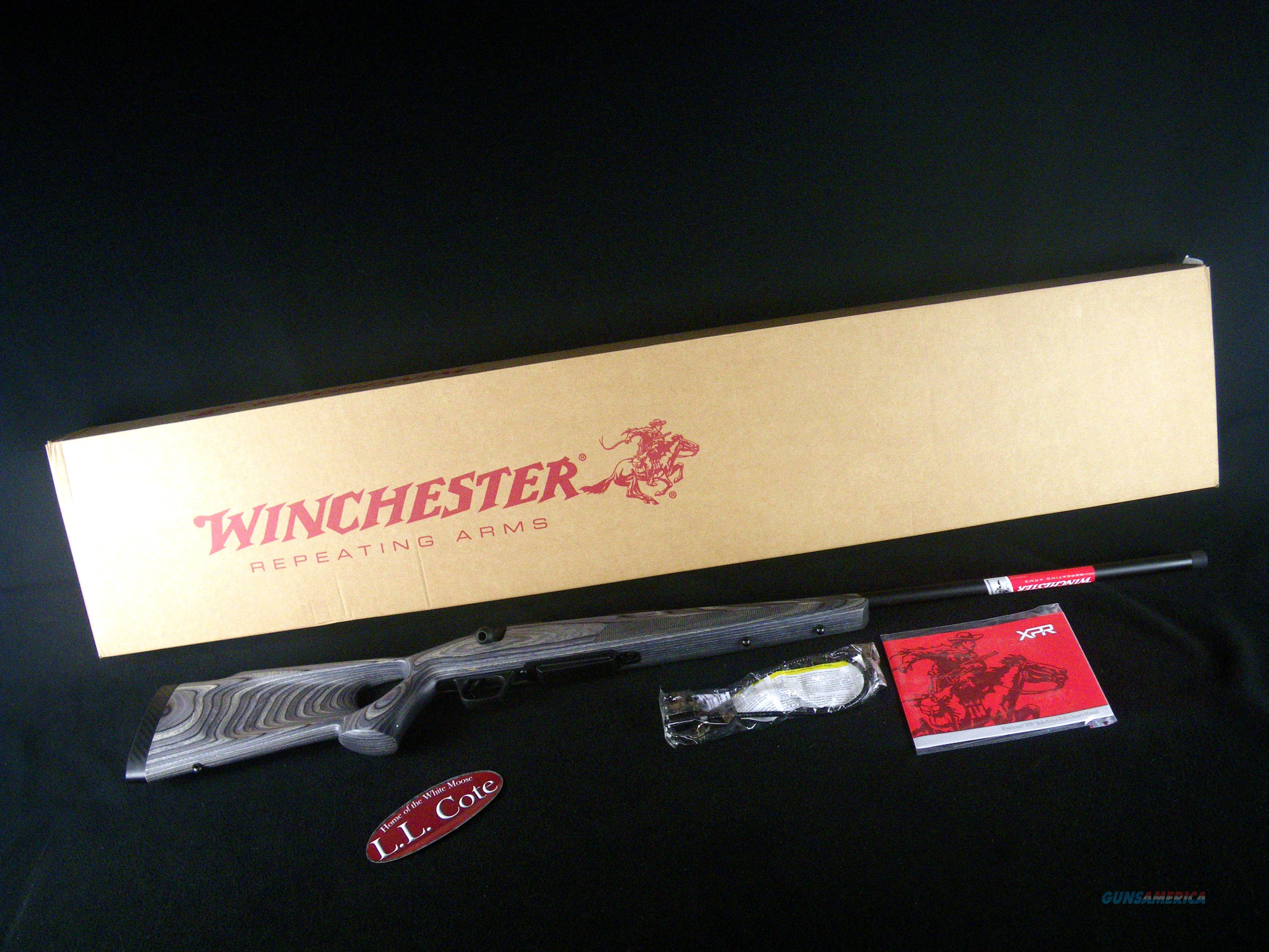 "Winchester XPR Thumbhole Varmint 6.5 Creed 24"" NEW 535727289  Guns > Rifles > Winchester Rifles - Modern Bolt/Auto/Single > Other Bolt Action"
