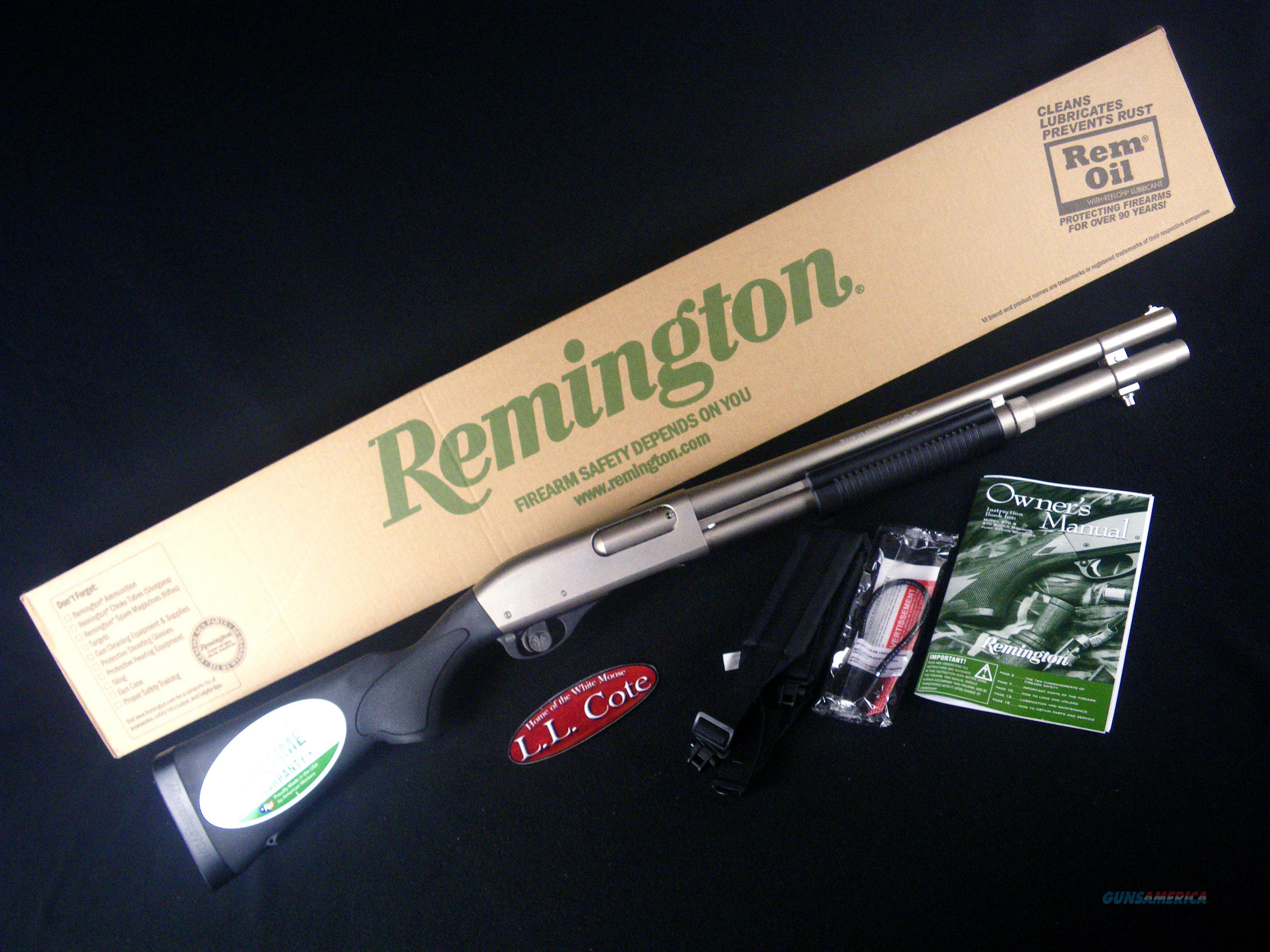 "Remington 870 Secial Purpose Marine 12ga 18.5"" NEW 25012  Guns > Shotguns > Remington Shotguns  > Pump > Hunting"