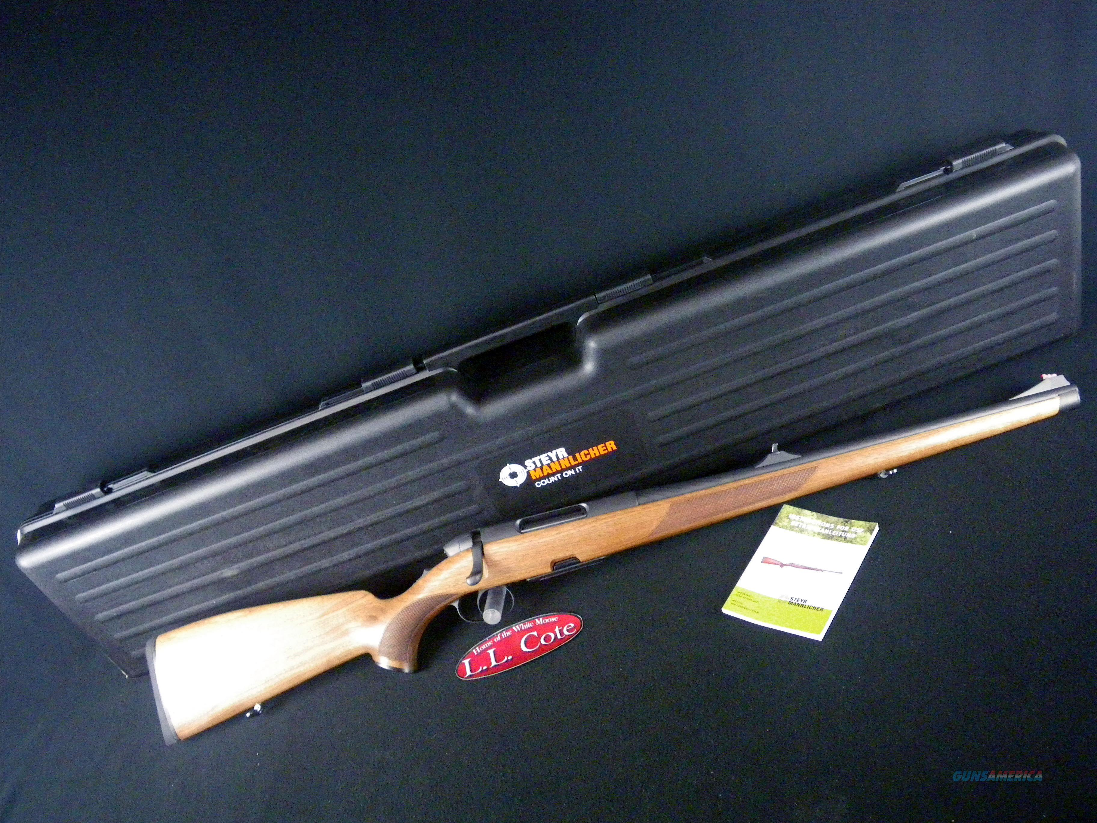 "Steyr SM 12 Mannlicher Full Stock 308 Win 20"" NEW 66.26350.10000  Guns > Rifles > Steyr Rifles"